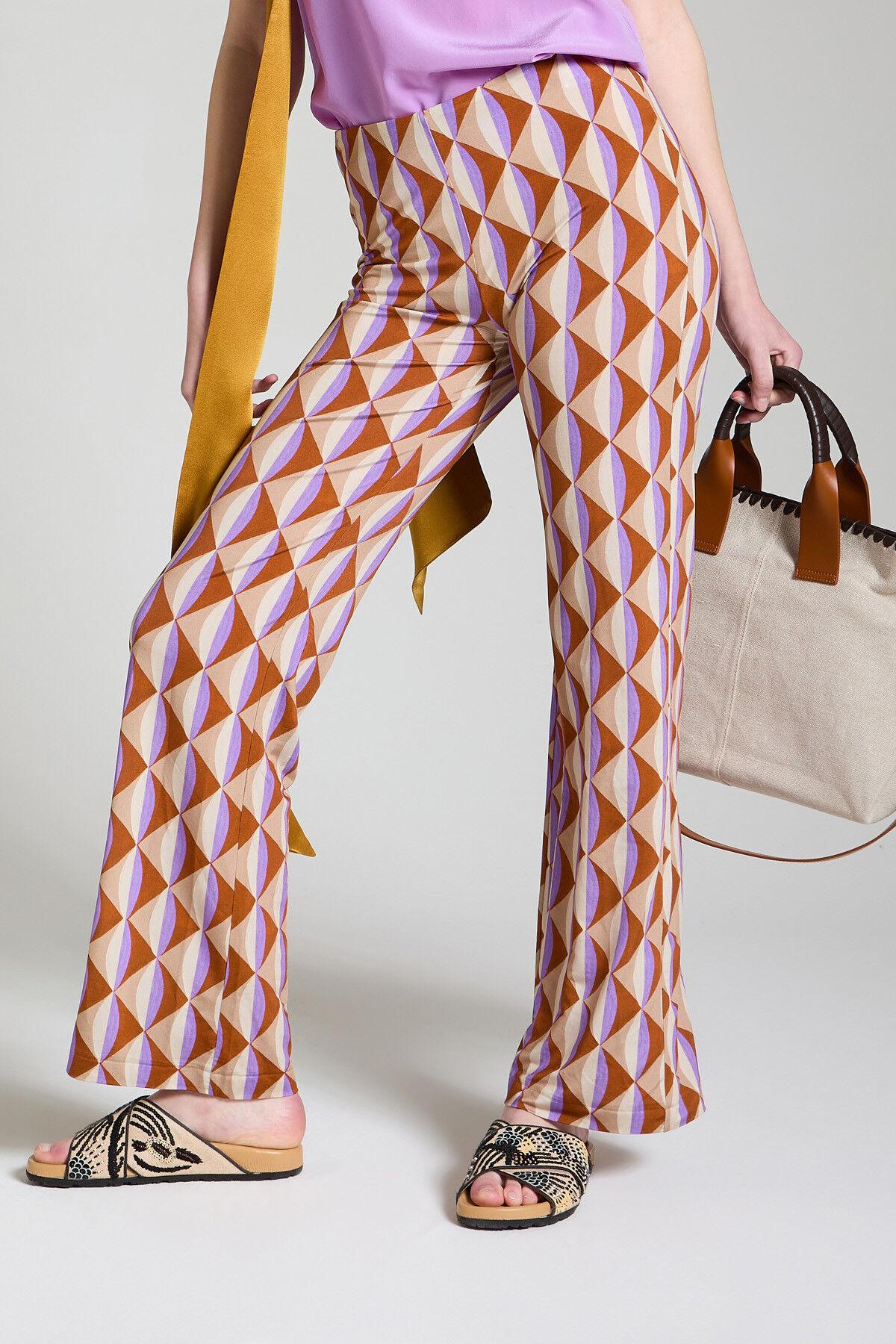 Pantalone Jersey Symmetria - Maliparmi