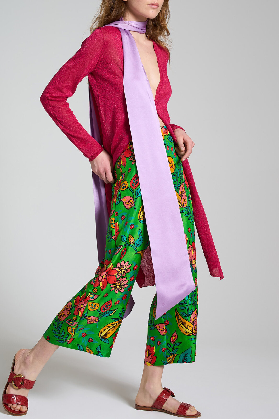 Pantalone Collection Print - Maliparmi