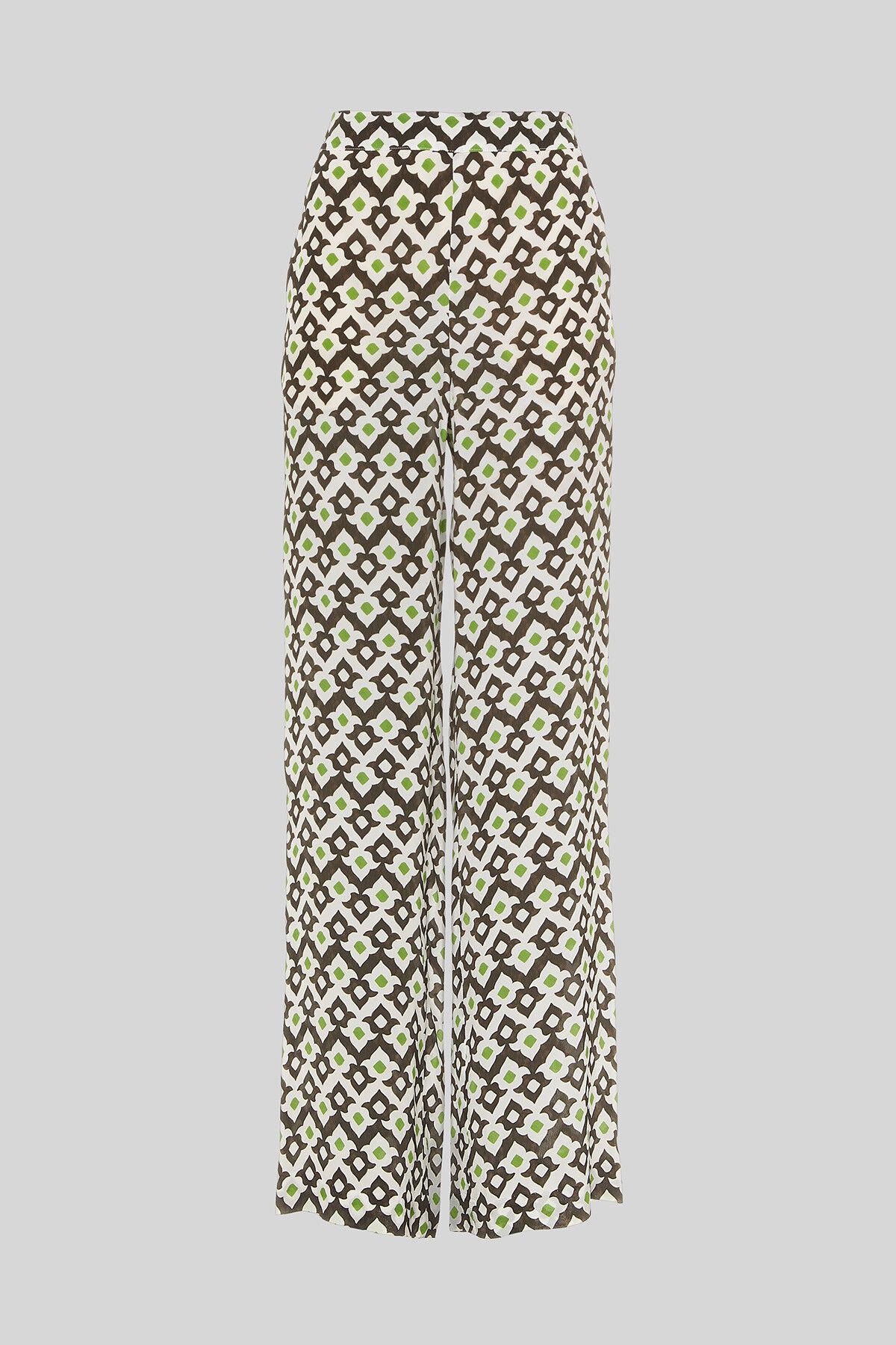 Pantalone Viscose Ceres Diamond - Maliparmi