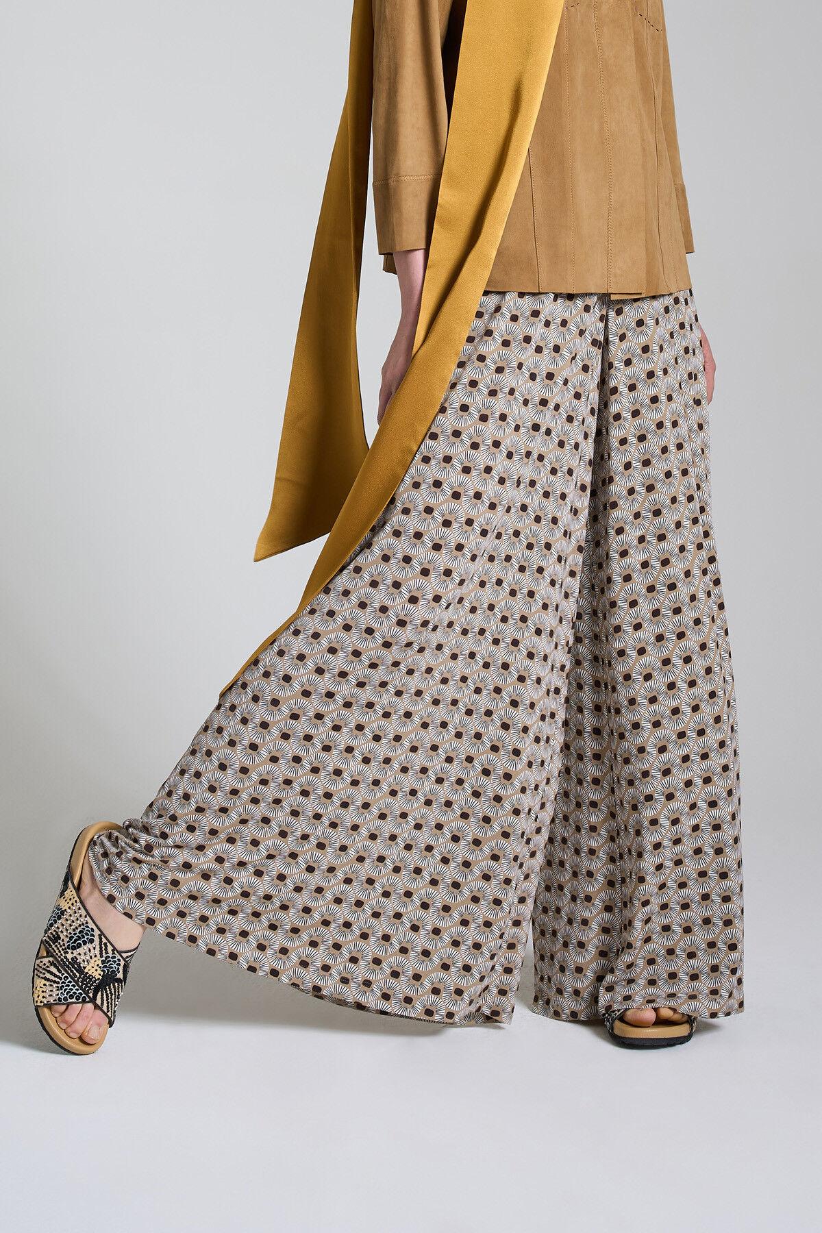 Pantalone Jersey Happy Frame - Maliparmi