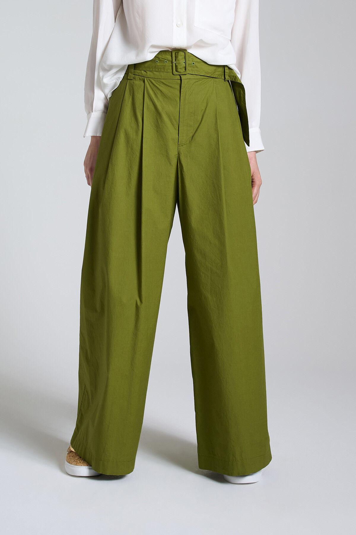 Pantalone Soft Popeline - Maliparmi