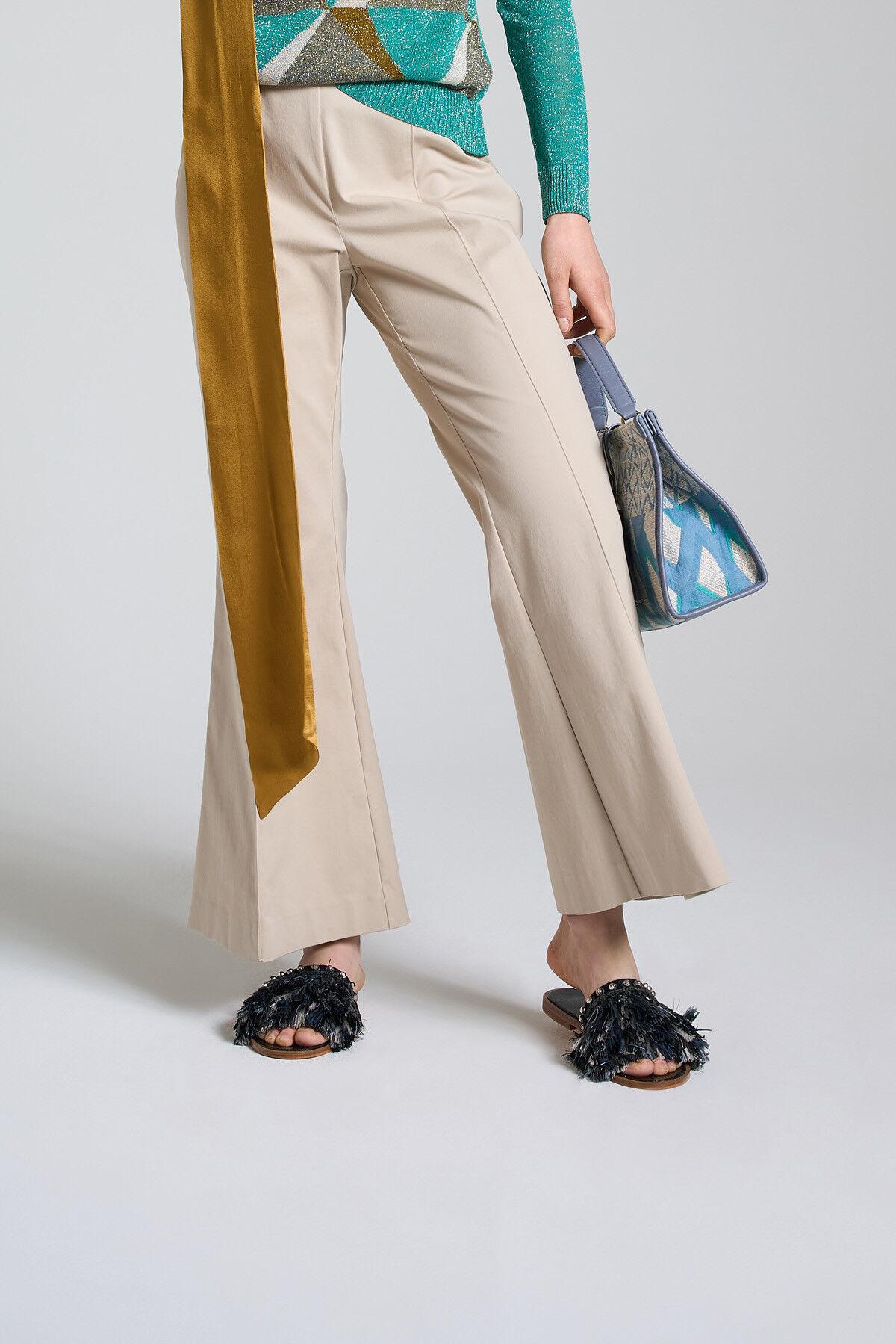 Pantalone Stretch Gabardine - Maliparmi