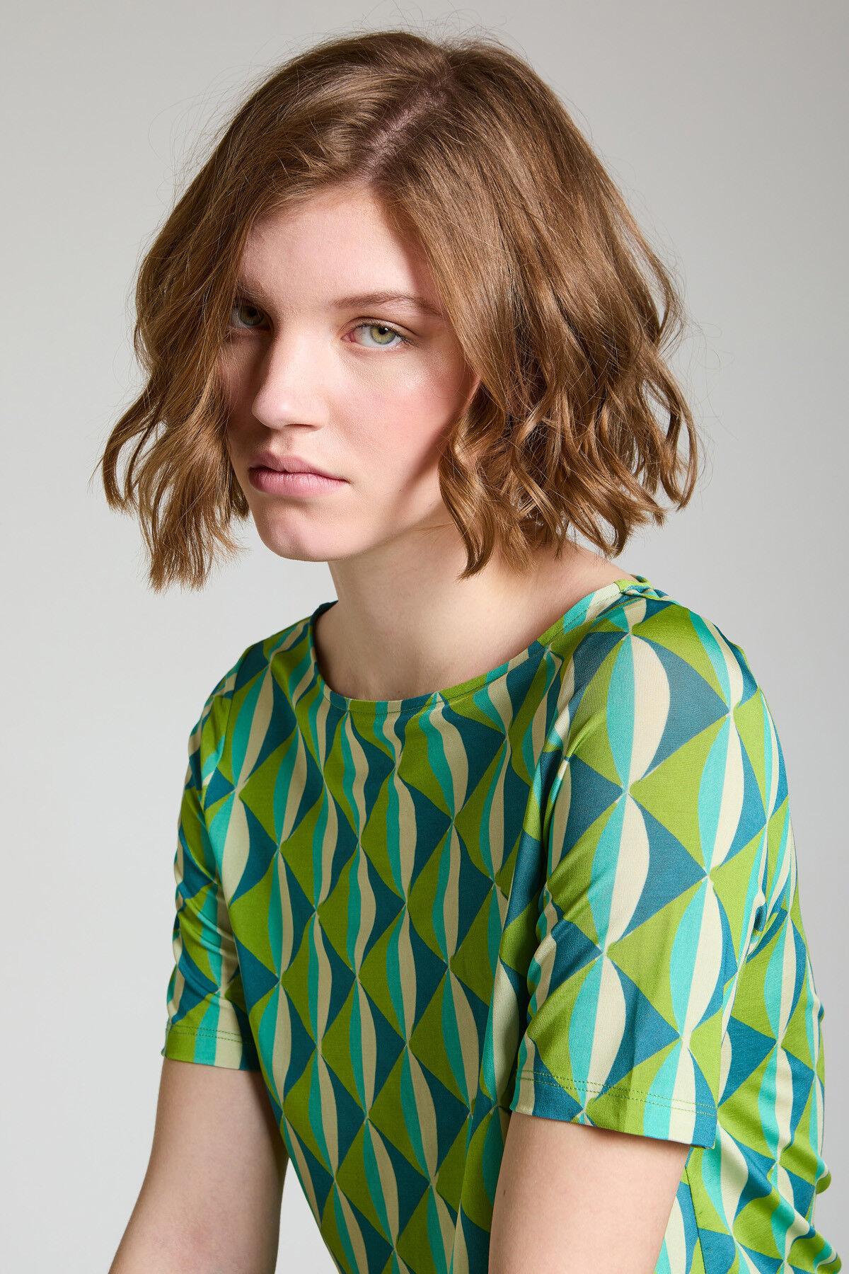 T-Shirt Jersey Symmetria - Maliparmi