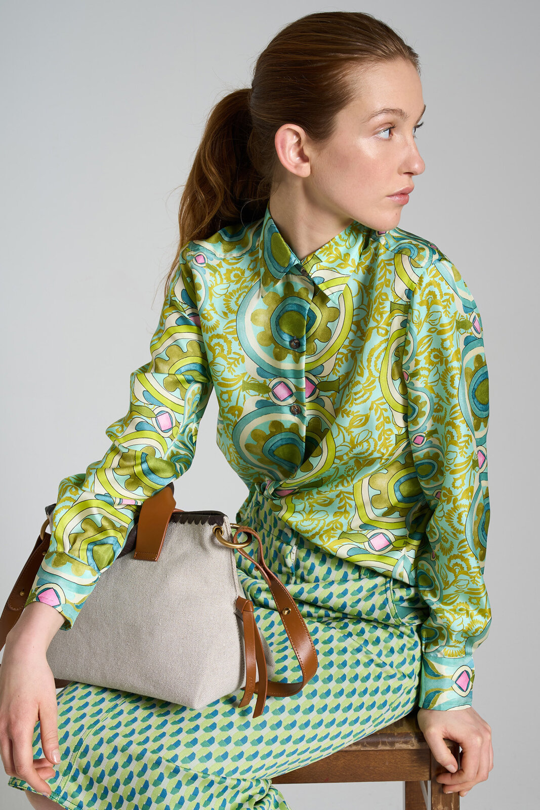 Camicia Collection Print - Maliparmi