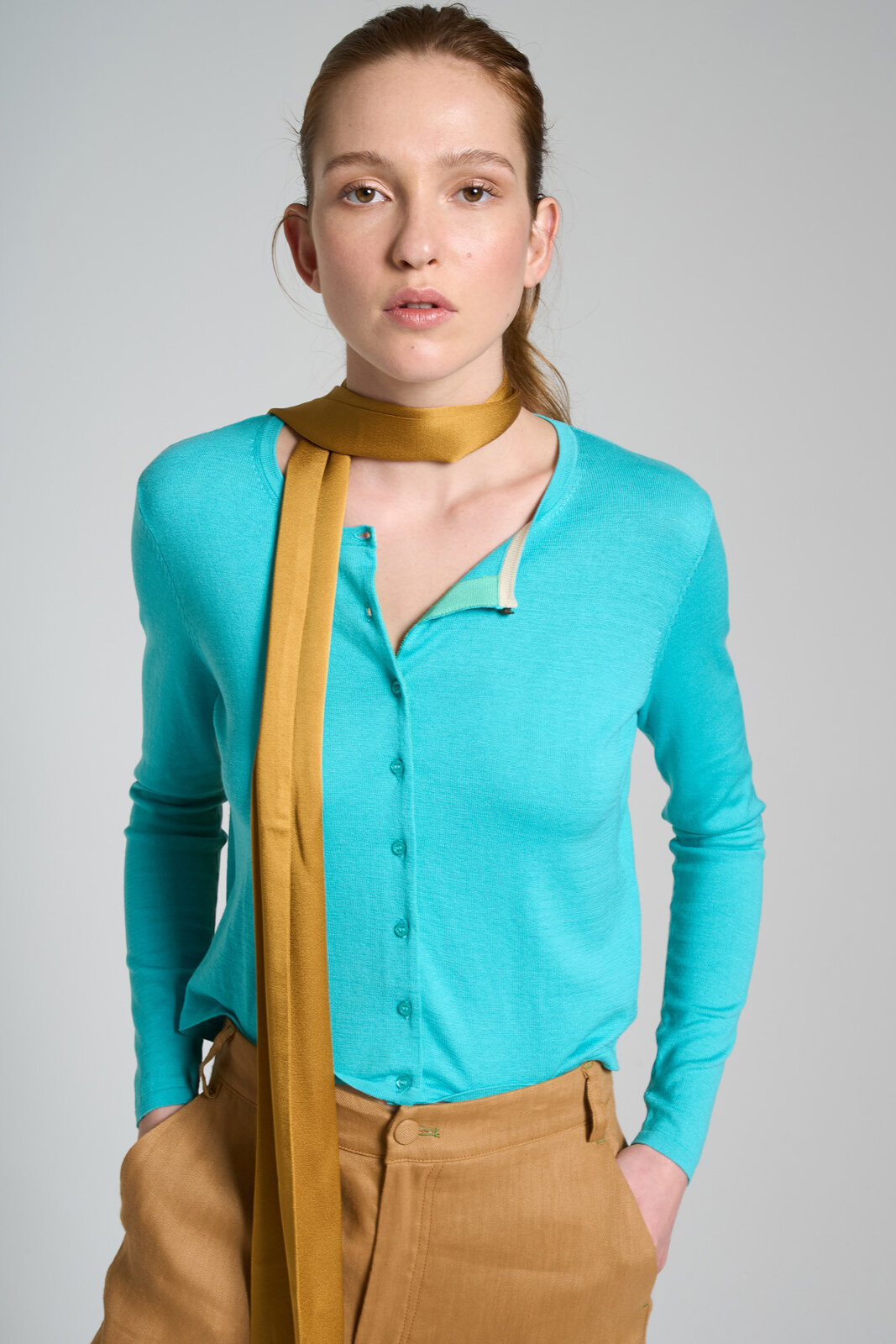 Colors Of The World cardigan - Maliparmi
