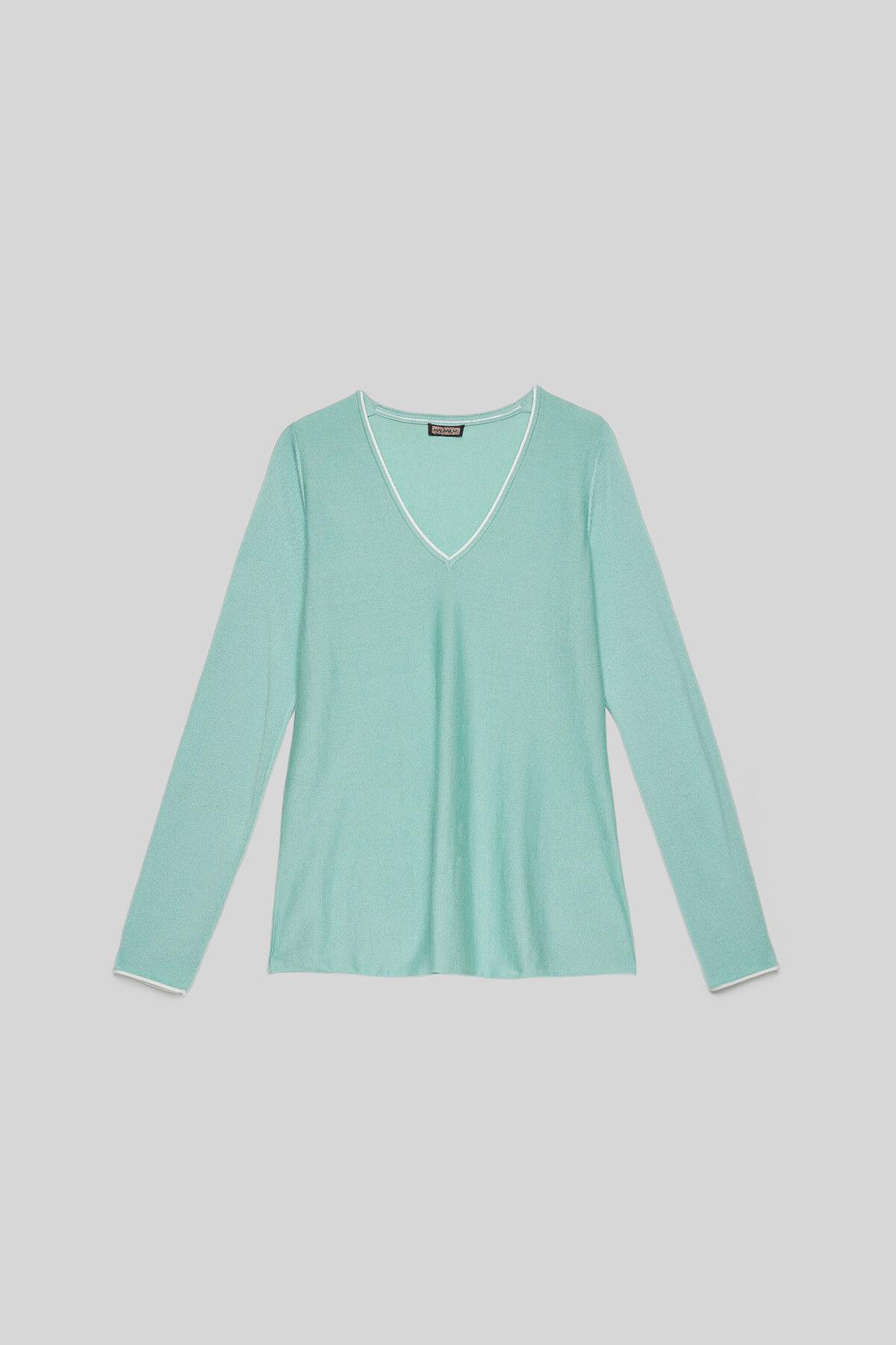 Smooth Spring Sweater - Maliparmi