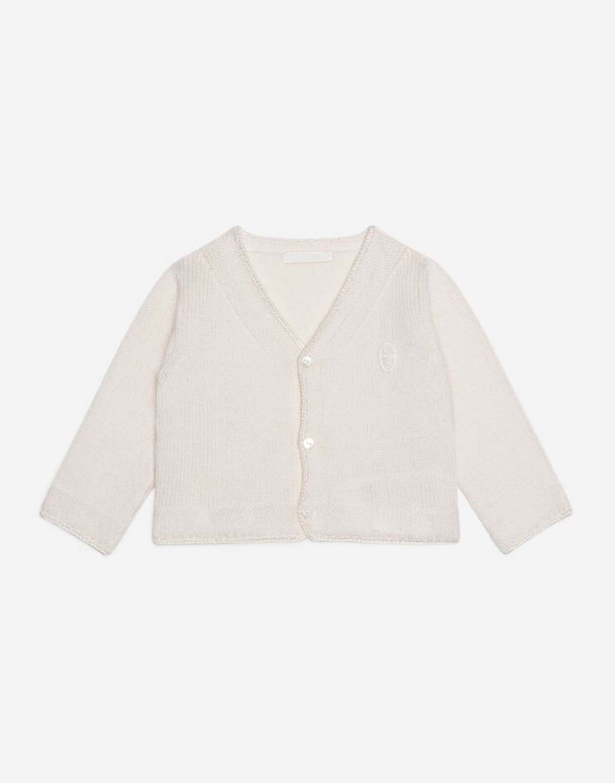 Cardigan In Cashmere - Dolce & Gabbana Junior