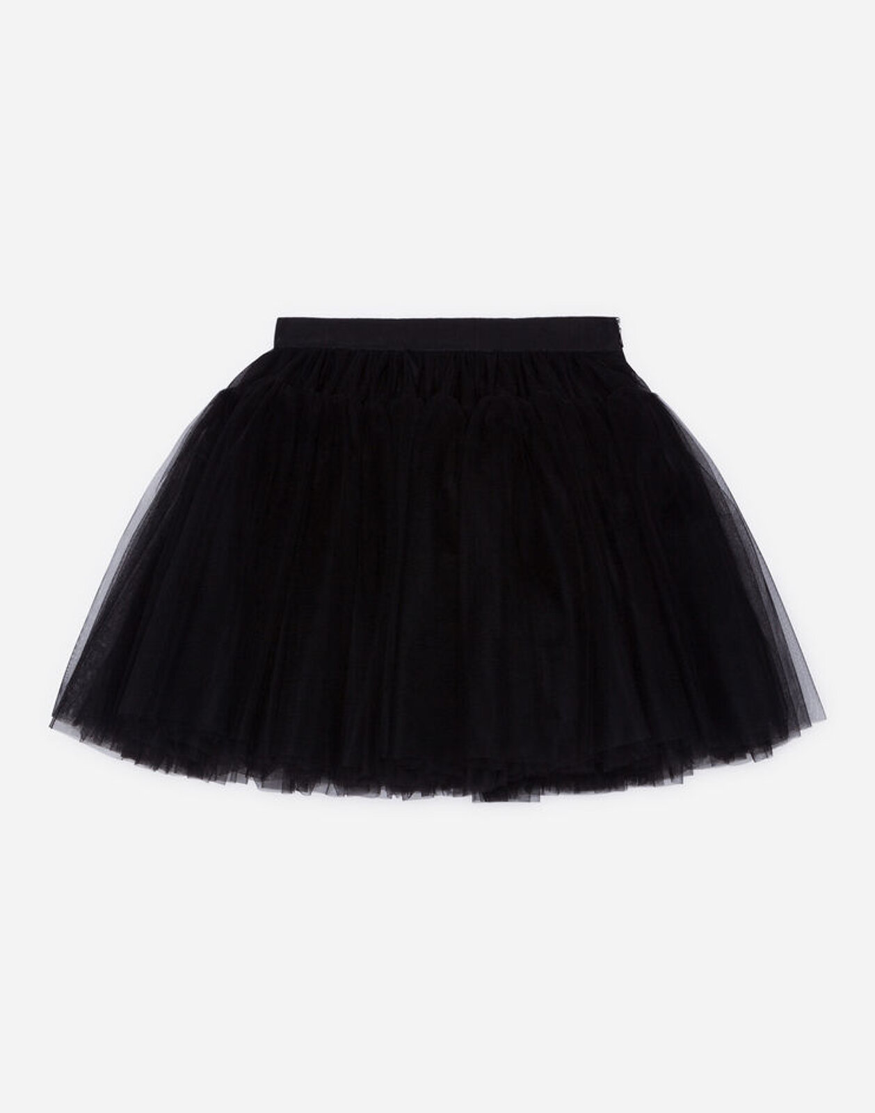Gonna In Tulle Multistrato - Dolce & Gabbana Junior