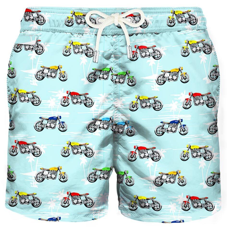 Costume Da Bagno Mc2 Biker - MC2 Saint Barth