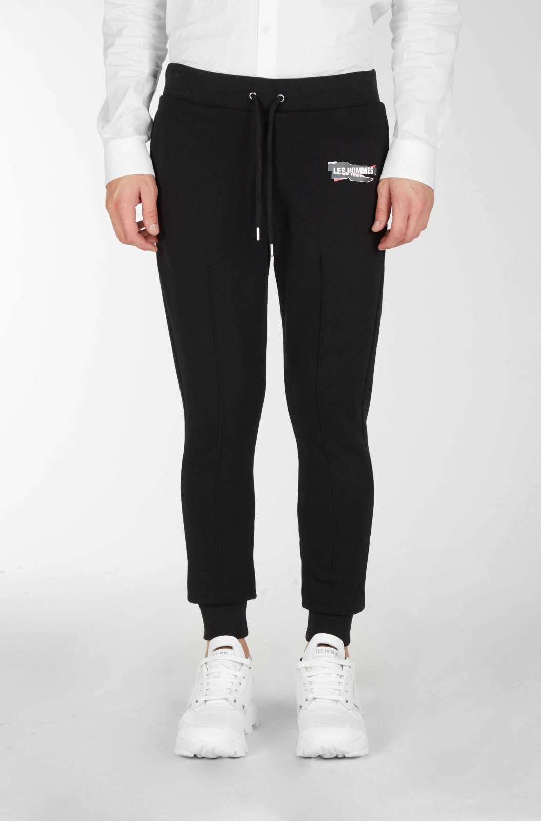 Jogger Con Piccolo Logo Stampa Lh - Les Hommes