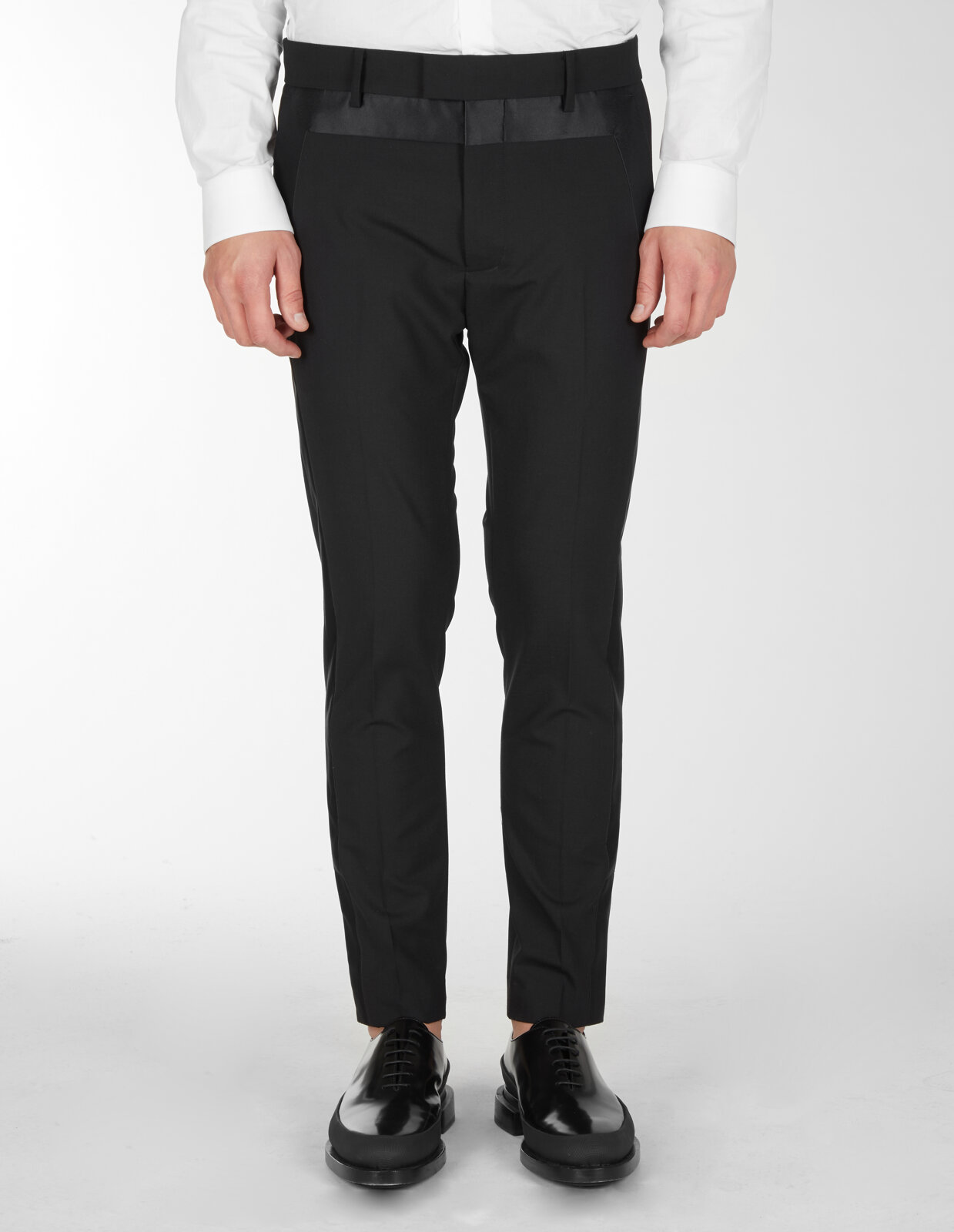 Pantaloni Con Raso - Les Hommes
