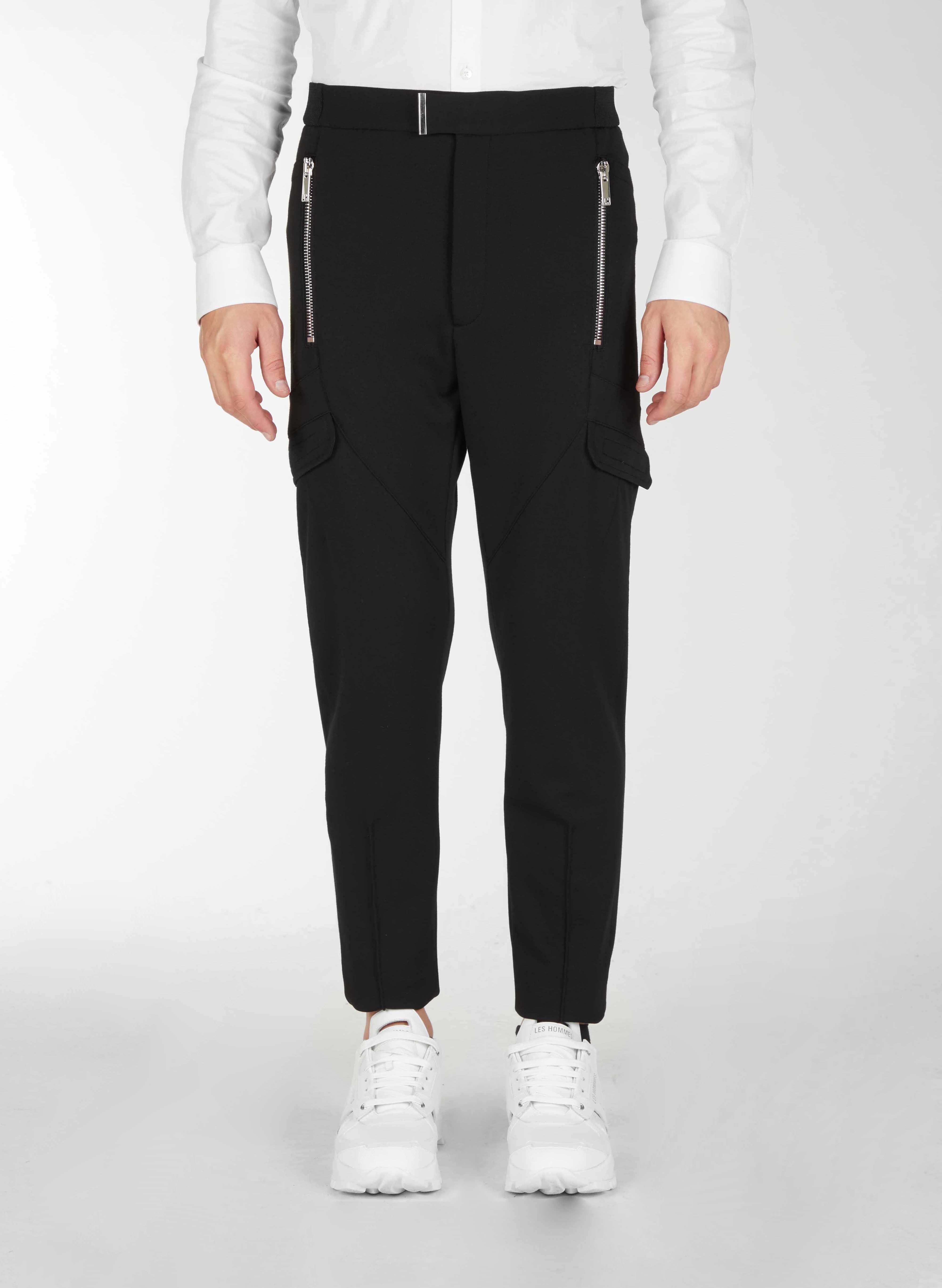 Pantaloni Con Tasche Quadrate - Les Hommes