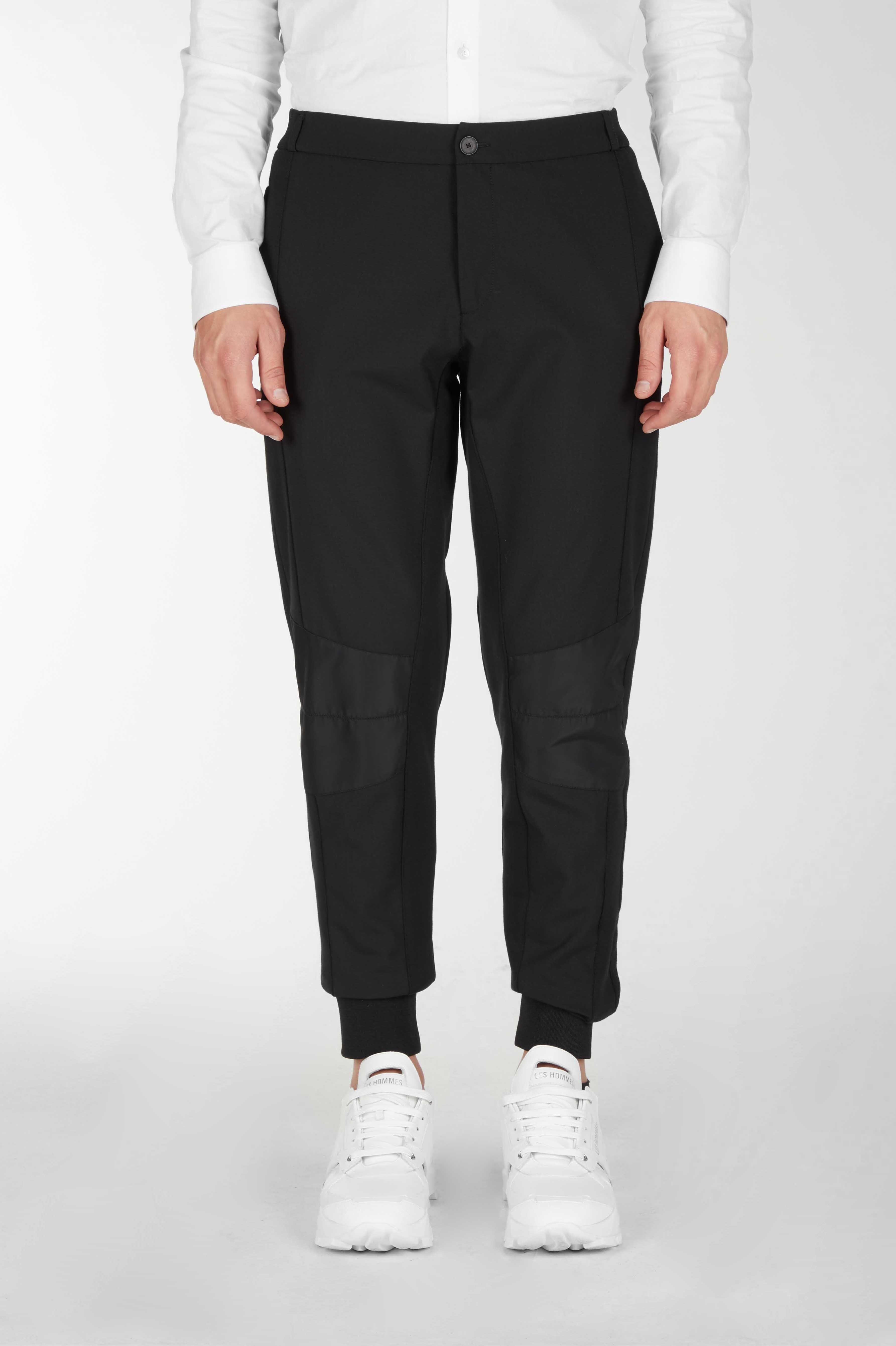 Pantaloni Con Dettaglio Al Ginocchio - Les Hommes