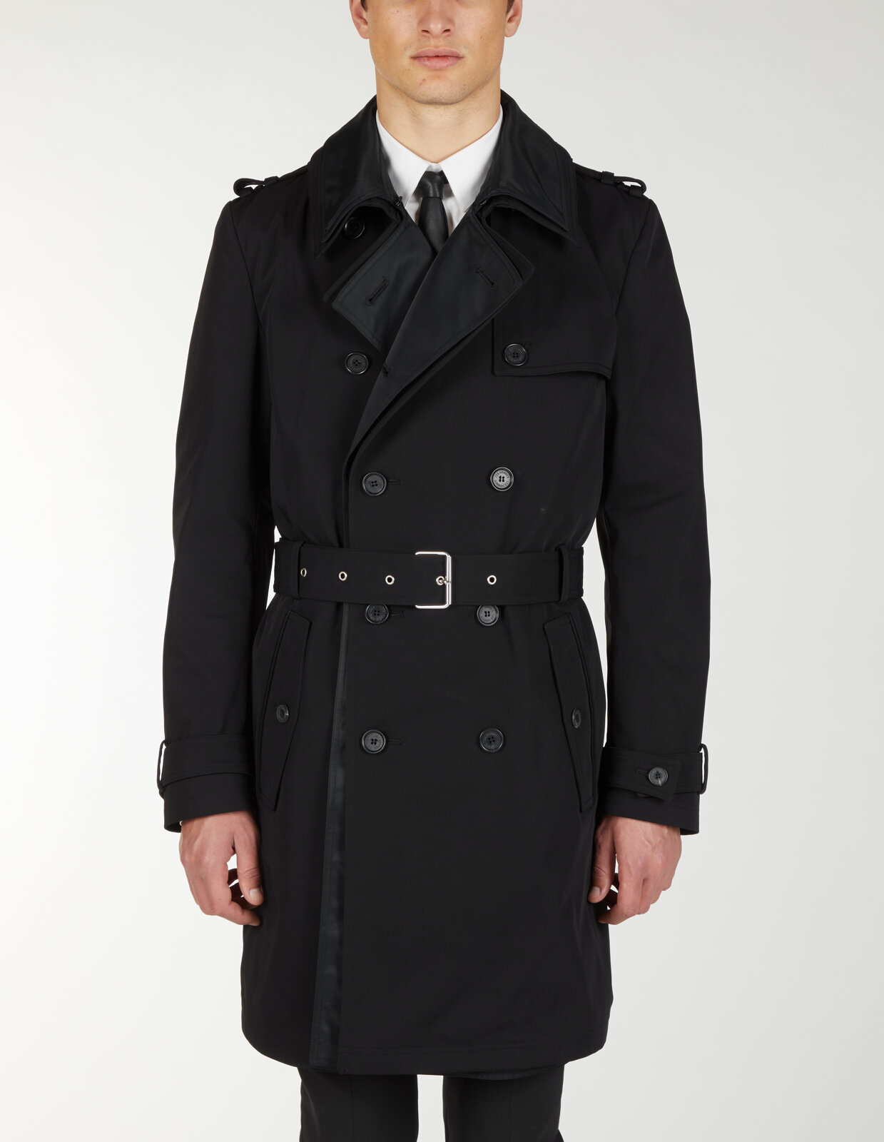 Double Layer Trench - Les Hommes