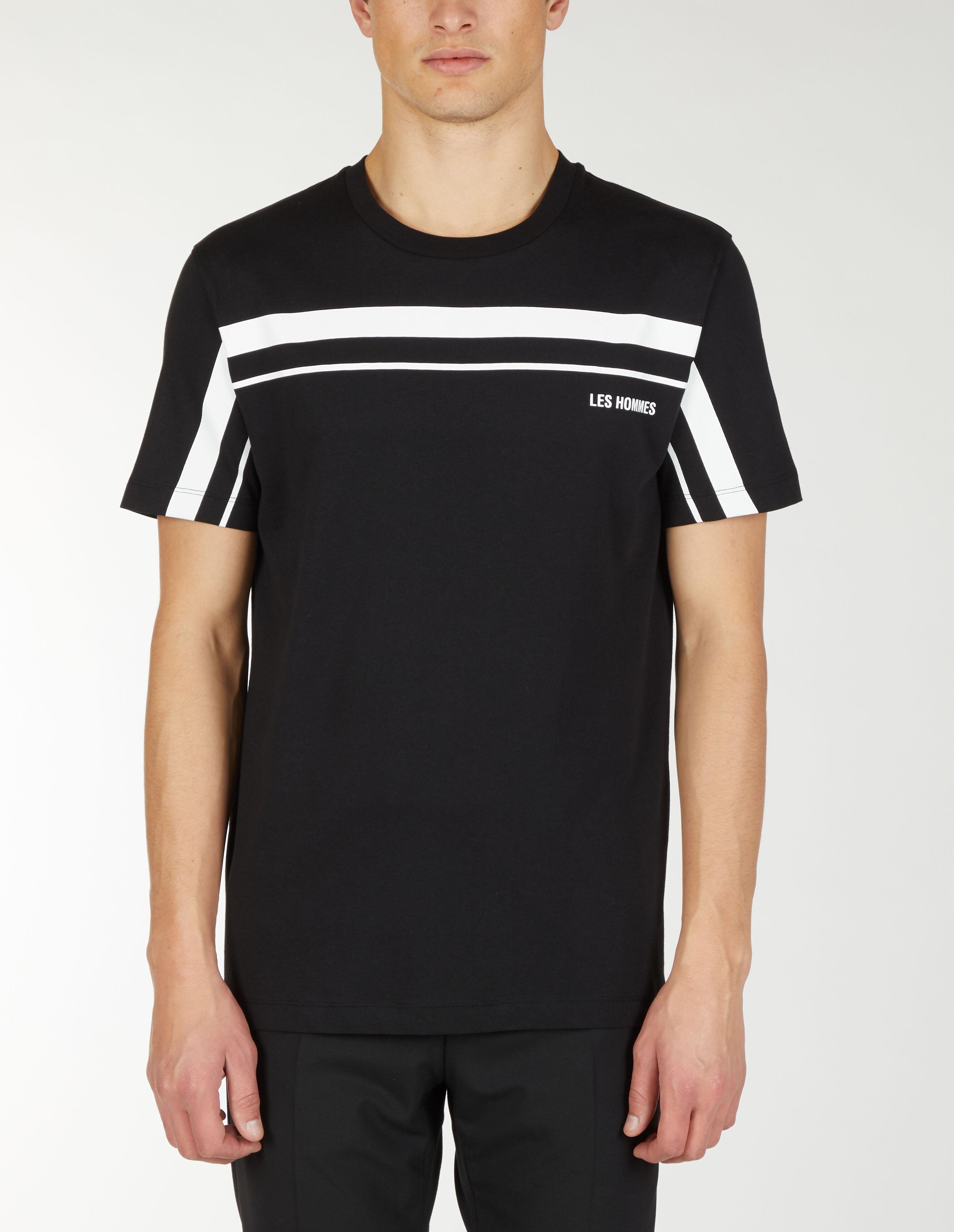 T-Shirt Les Hommes Linea Orizzontale - Les Hommes