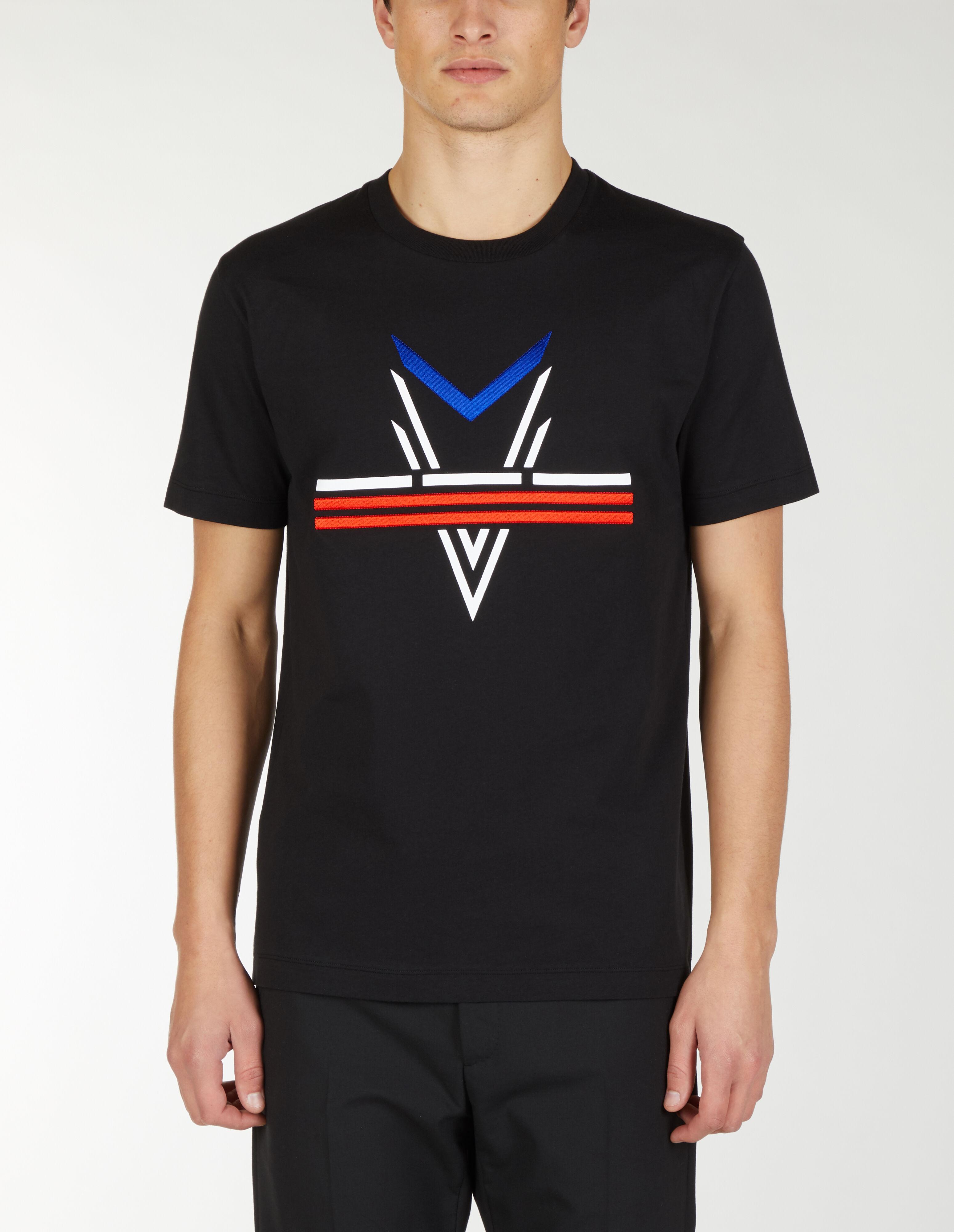 T-Shirt Dardi Con Occhielli - Les Hommes