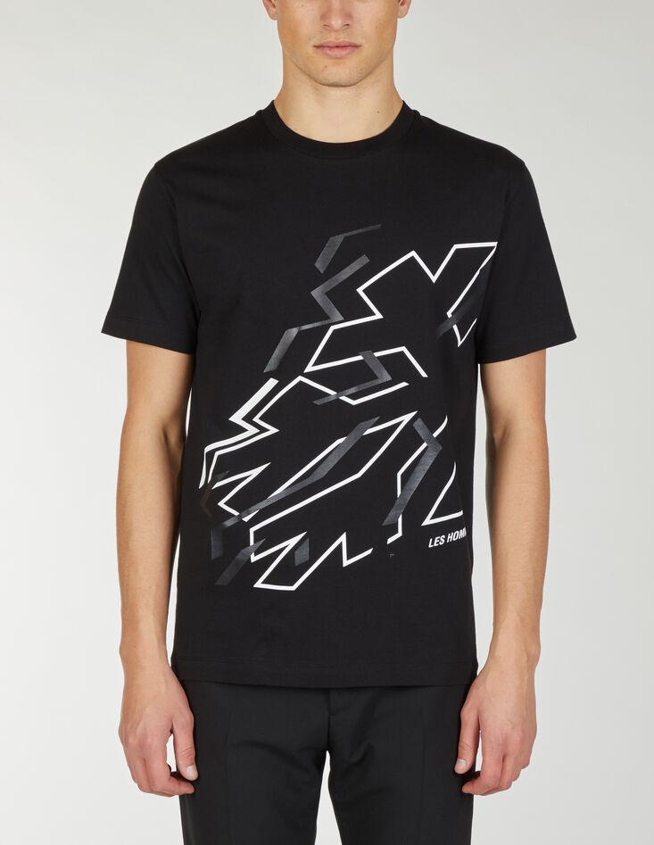 T-Shirt Fiocco Di Neve - Les Hommes
