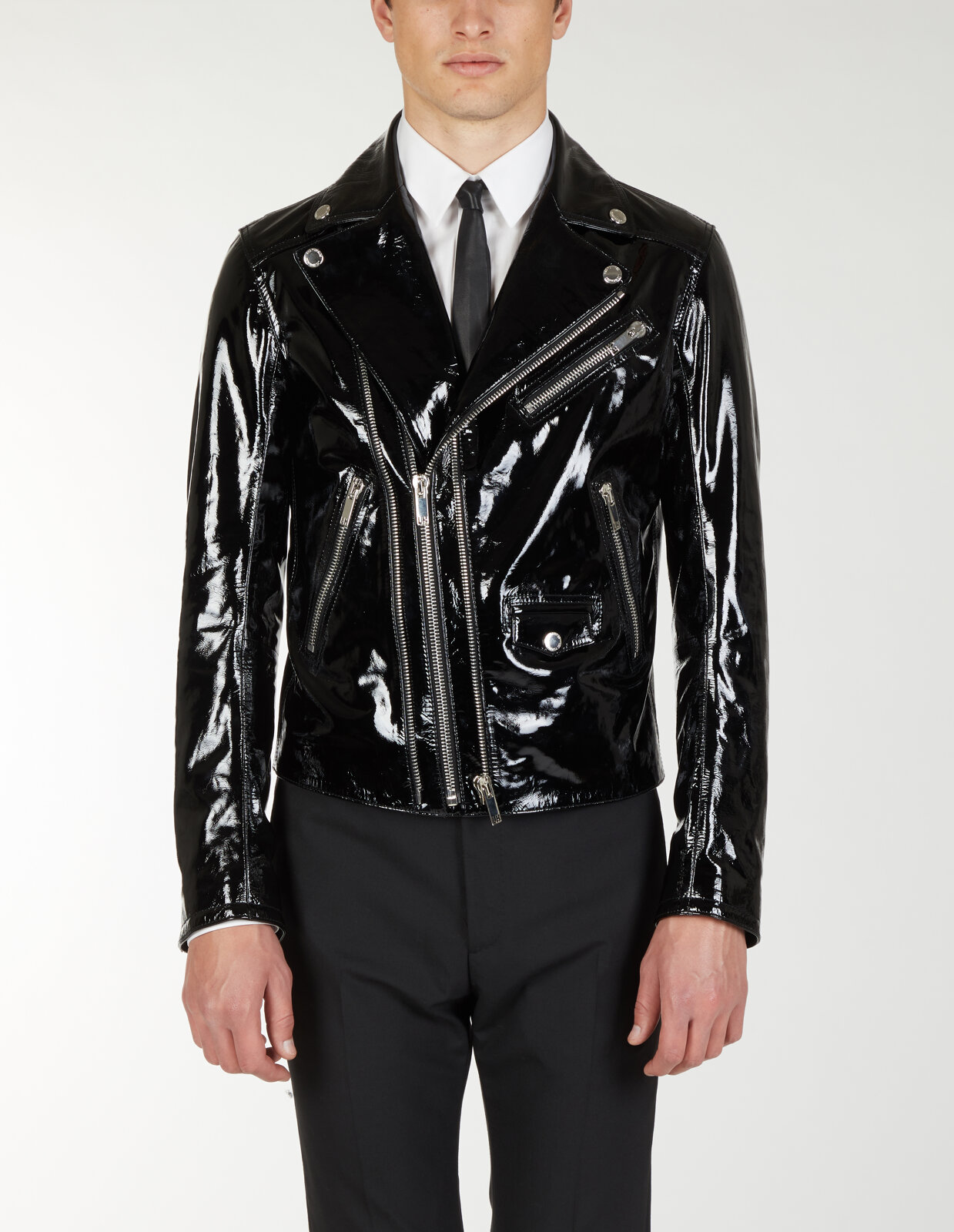 Perfecto Leather Jacket - Les Hommes