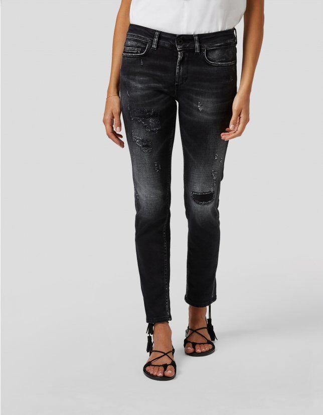 Jeans Skinny Monroe - Dondup