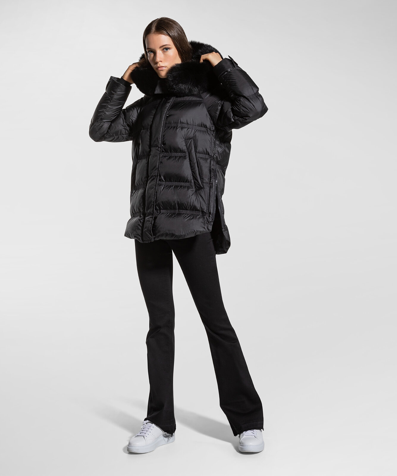 Fashion And Functional Superlight Down Jacket - Peuterey