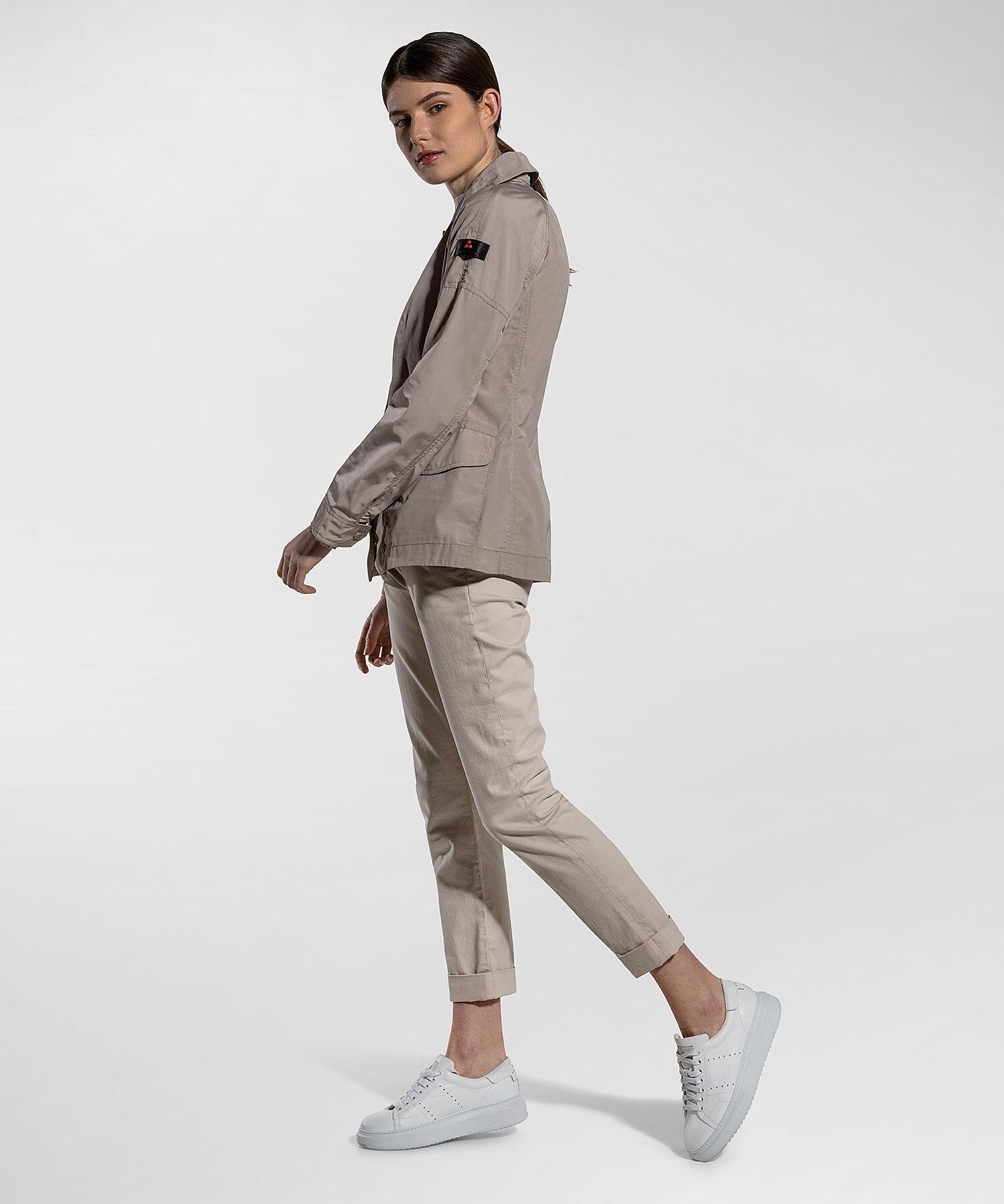 Slim Fit Field Jacket - Peuterey