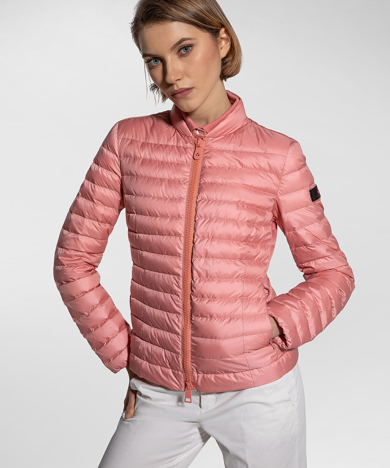 Ultralight And Water Repellent Down Jacket - Peuterey