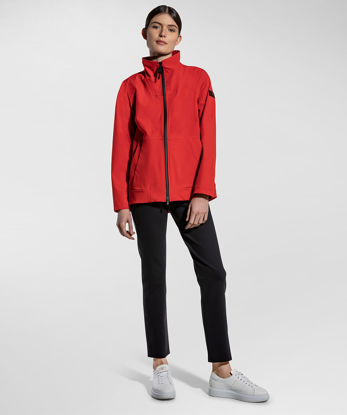 Smooth Stretch And Warm Bomber - Peuterey