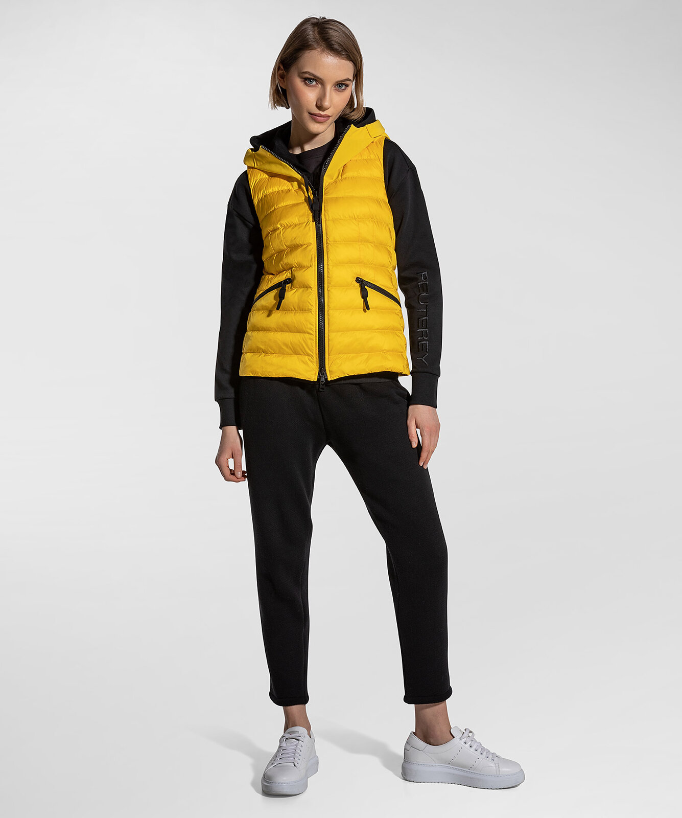 Slim Vest And In Primaloft - Peuterey