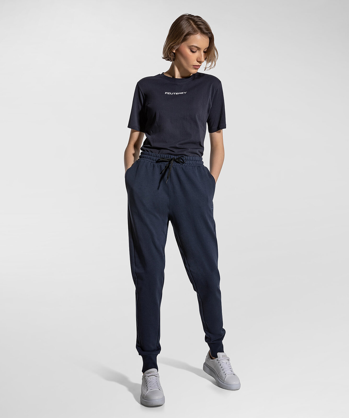 Comfortable Sweatpants - Peuterey
