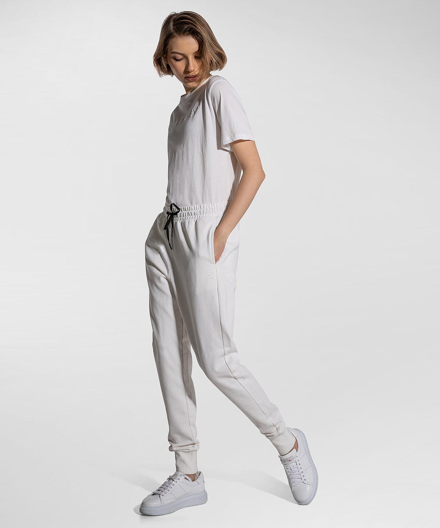 Pantalone Confortevoli In Felpa - Peuterey