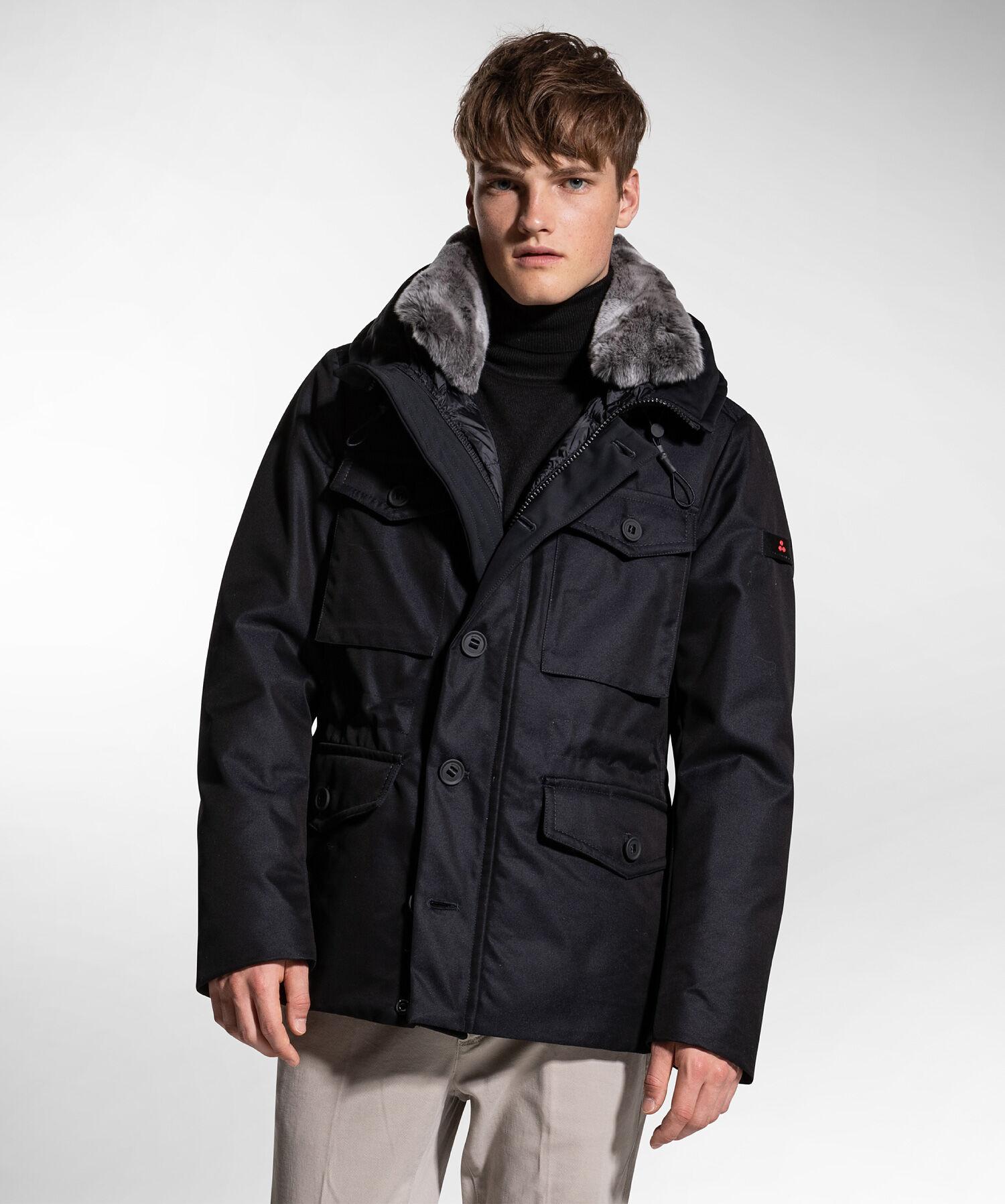 Field Jacket In Tessuto Tecnico - Peuterey