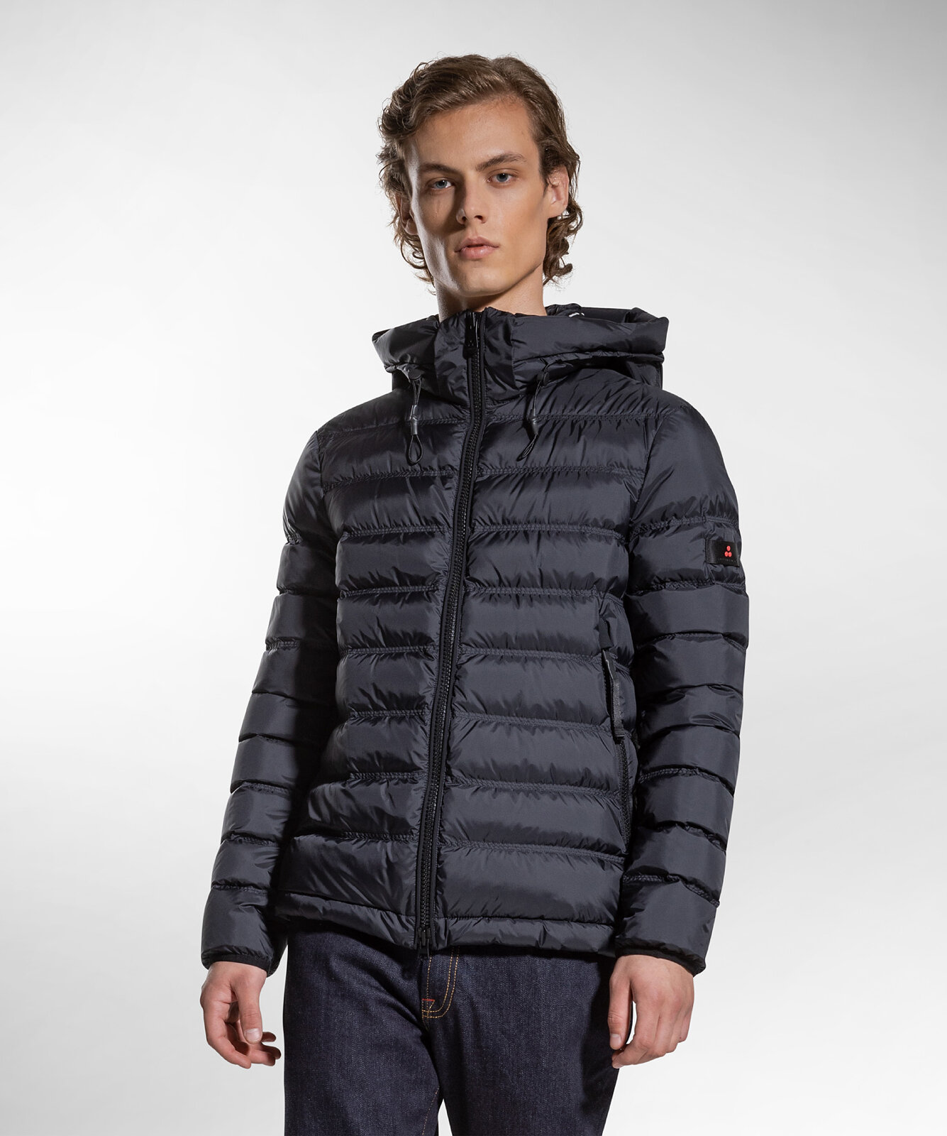 Superlight and semi-gloss quilted down jacket - Peuterey