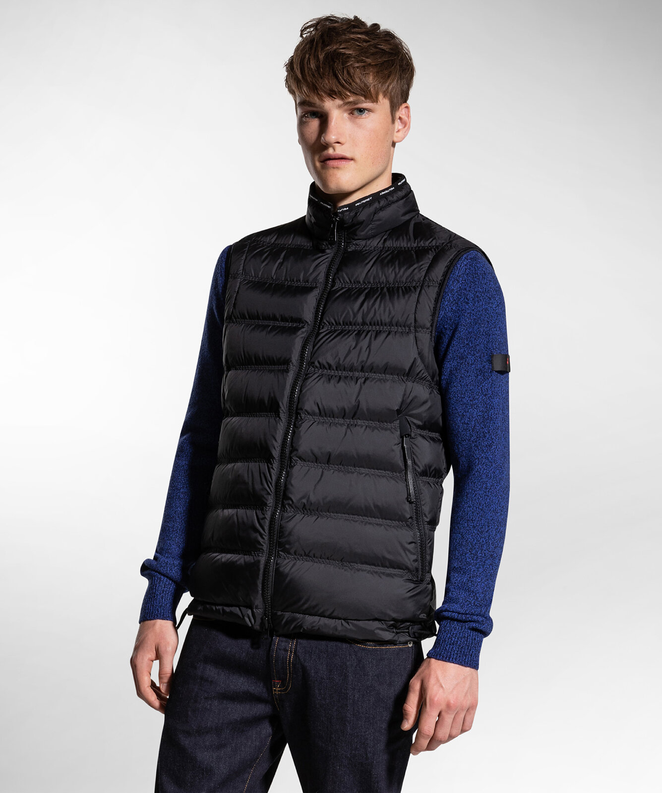 Sleeveless Down Jacket - Peuterey
