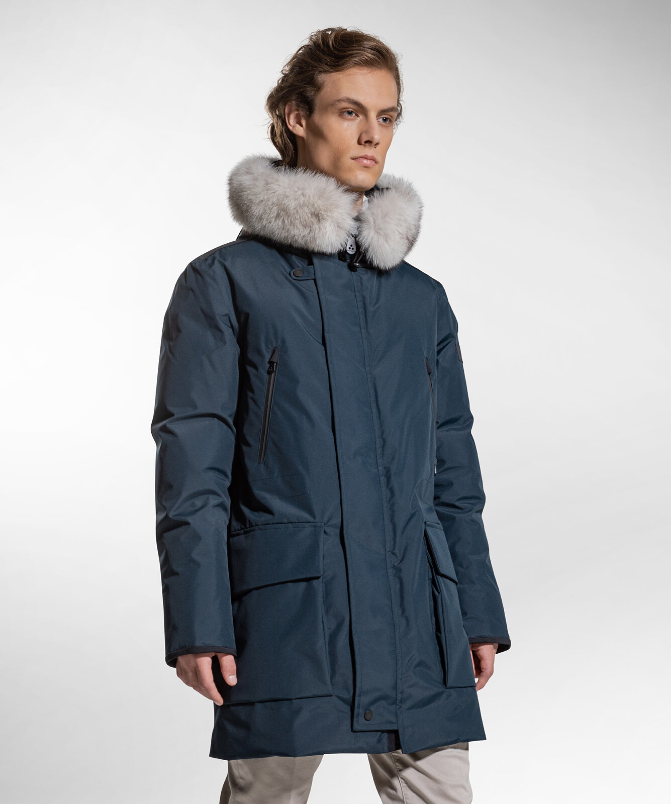 Parka In Technical Fabric - Peuterey