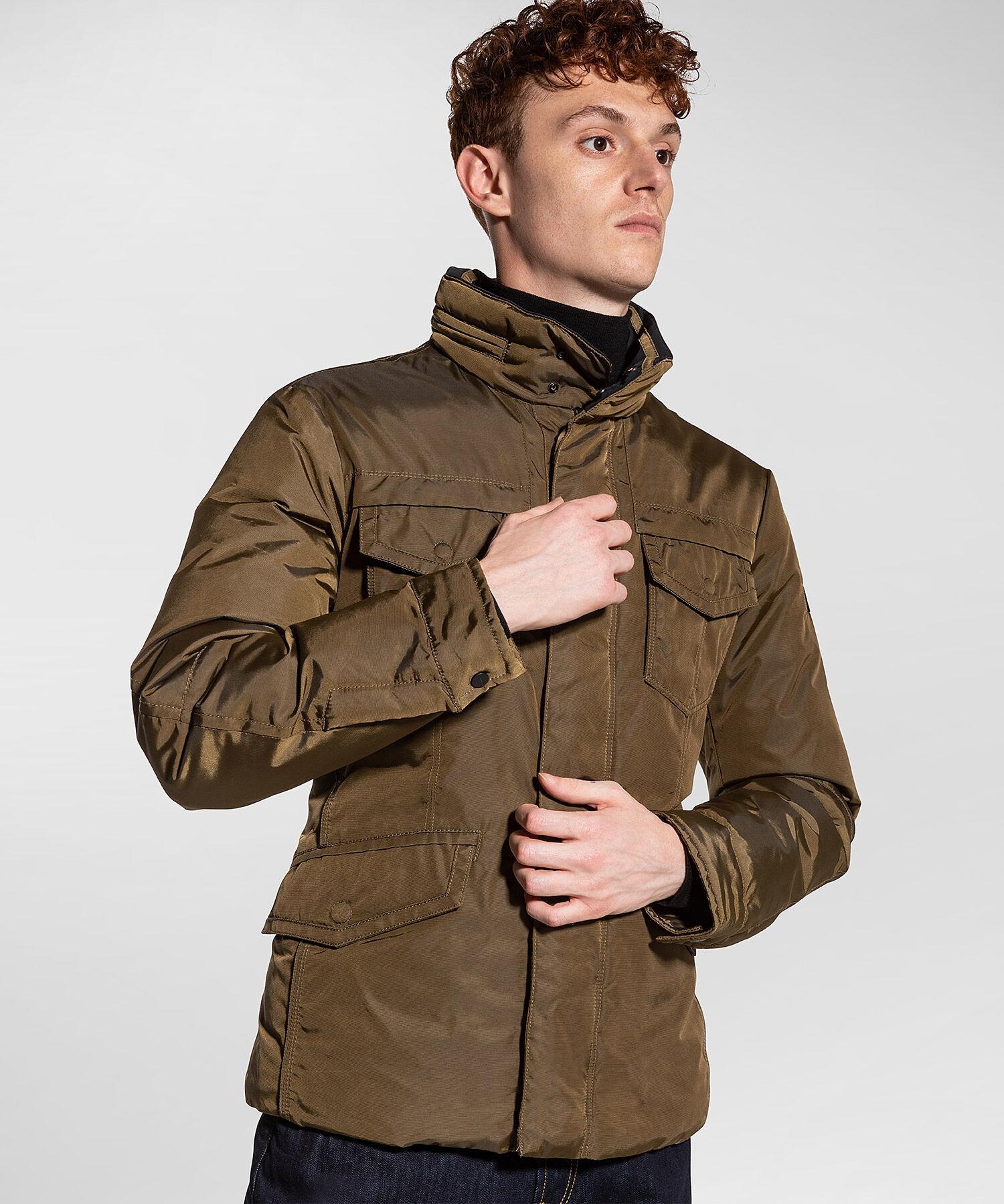 Field jacket in oxford tecnico - Peuterey