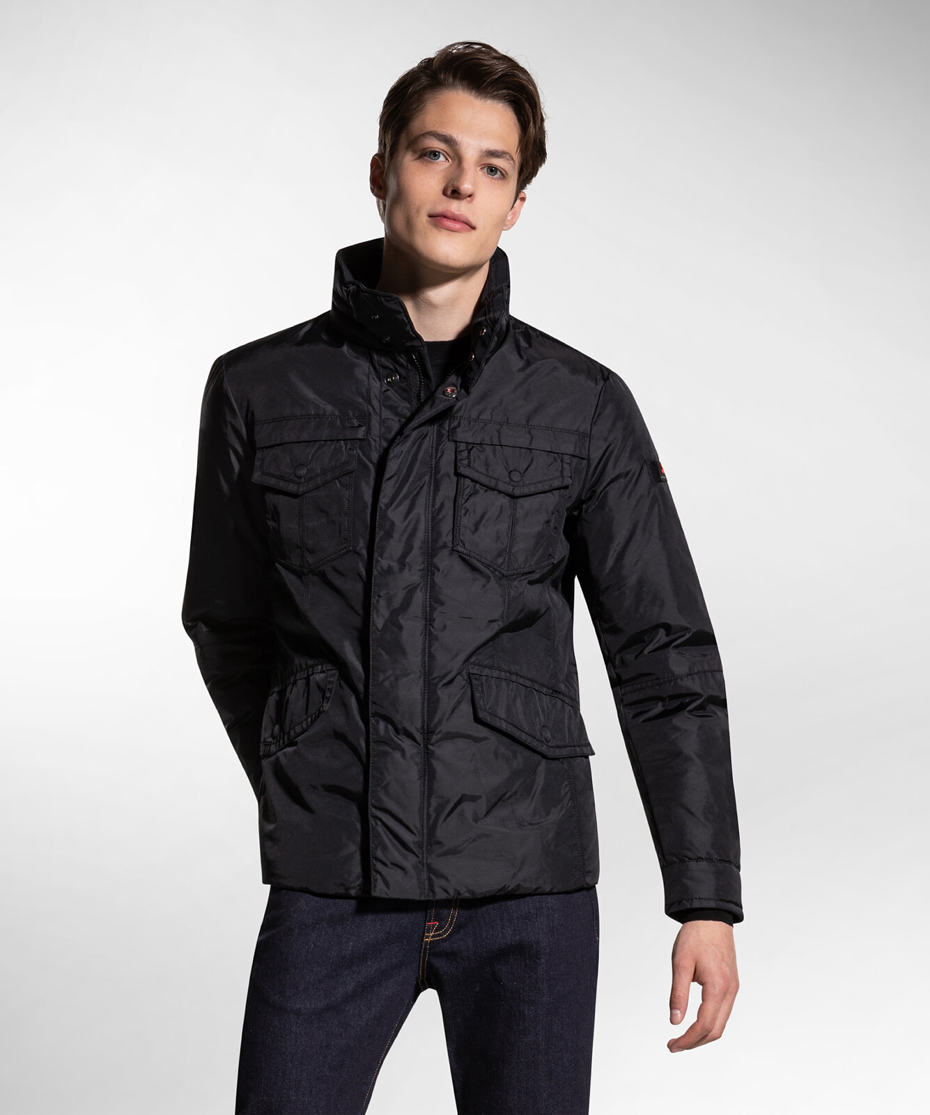 Field jacket in oxford tecnico - Peuterey