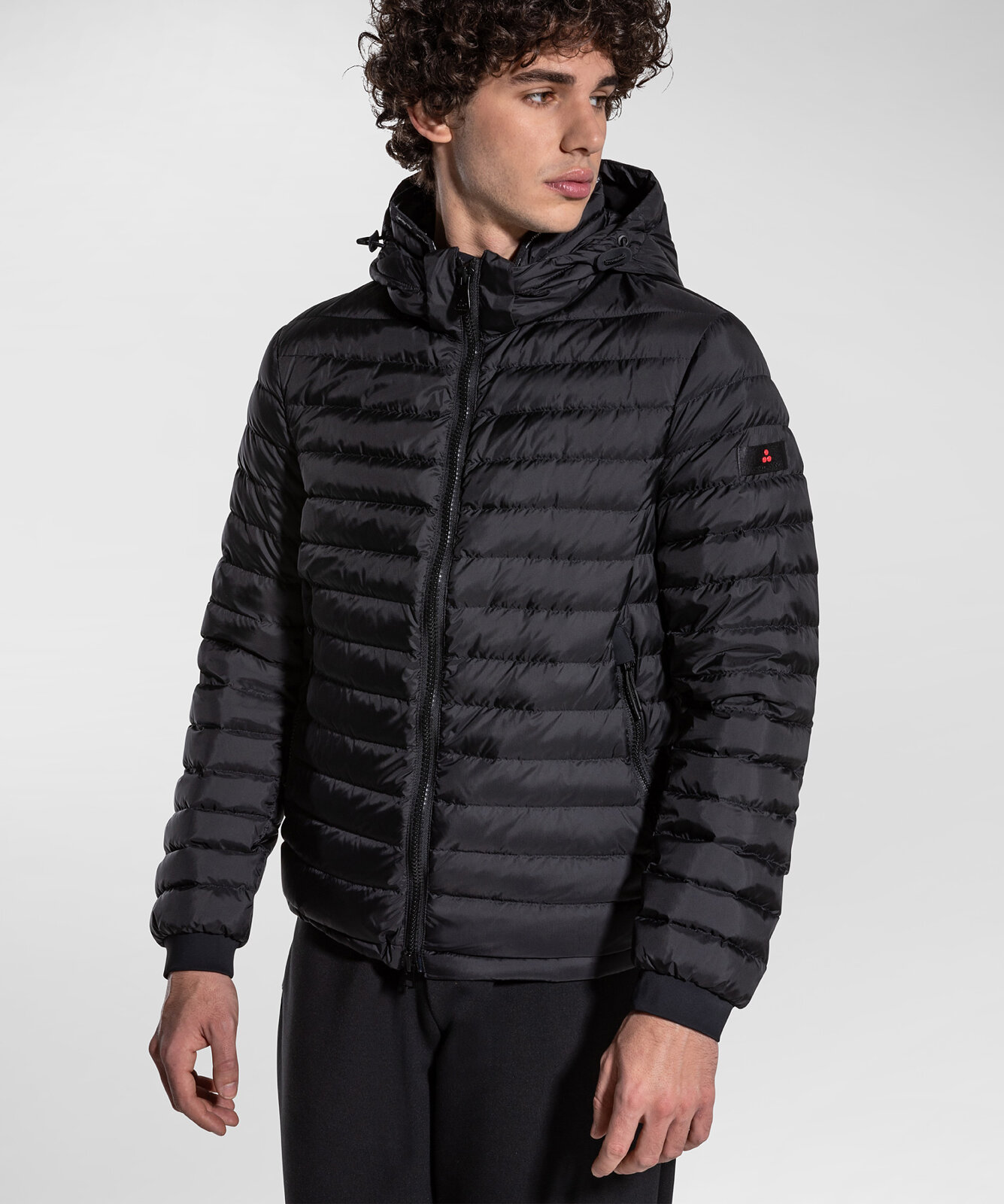 Superlight And Semi-glossy Down Jacket - Peuterey