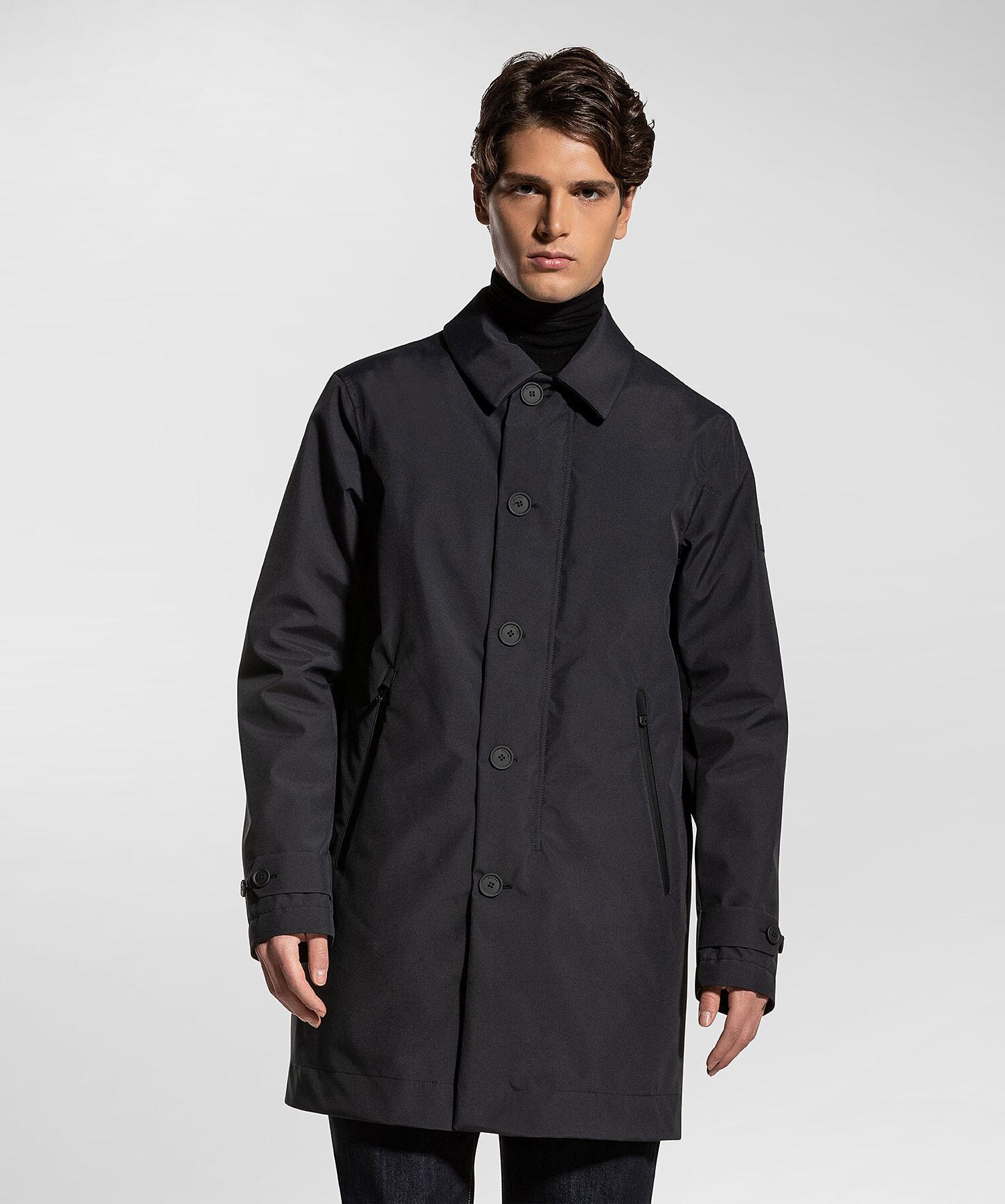 Rainproof and windproof trench coat - Peuterey