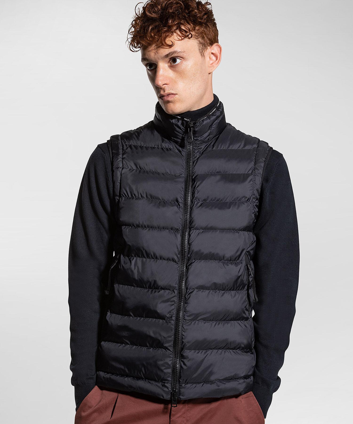 Superlight and semi-opaque vest - Peuterey