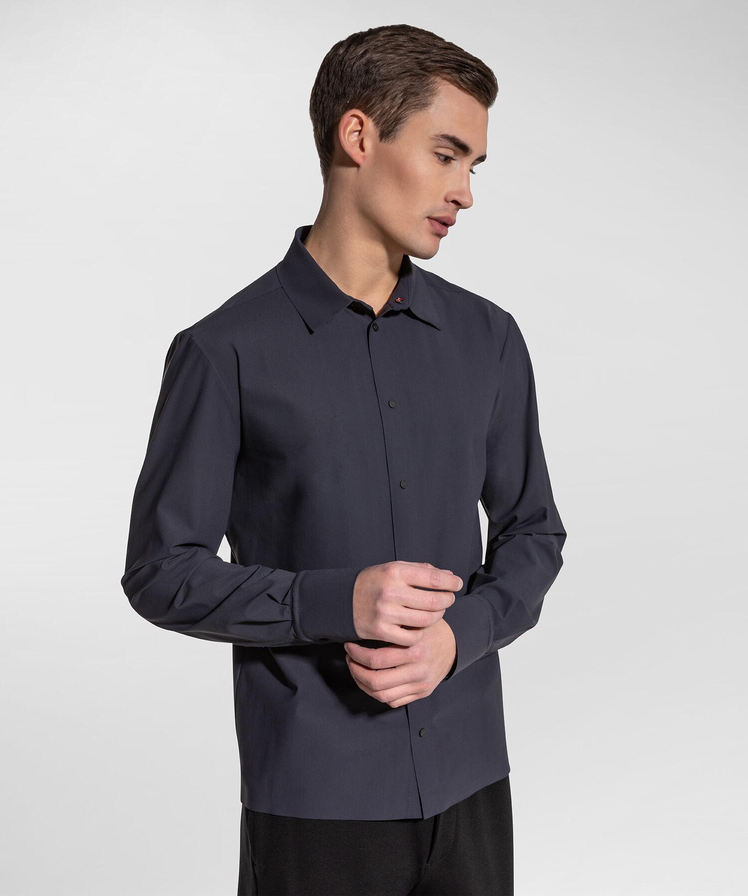 Camicia In Nylon Super Leggero E Tecnico - Peuterey