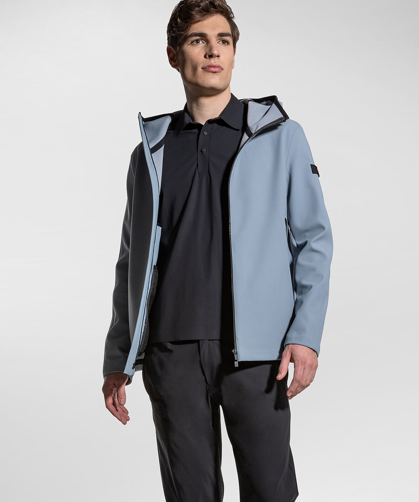 Smooth, Technical And Wrinkle Bomber - Peuterey