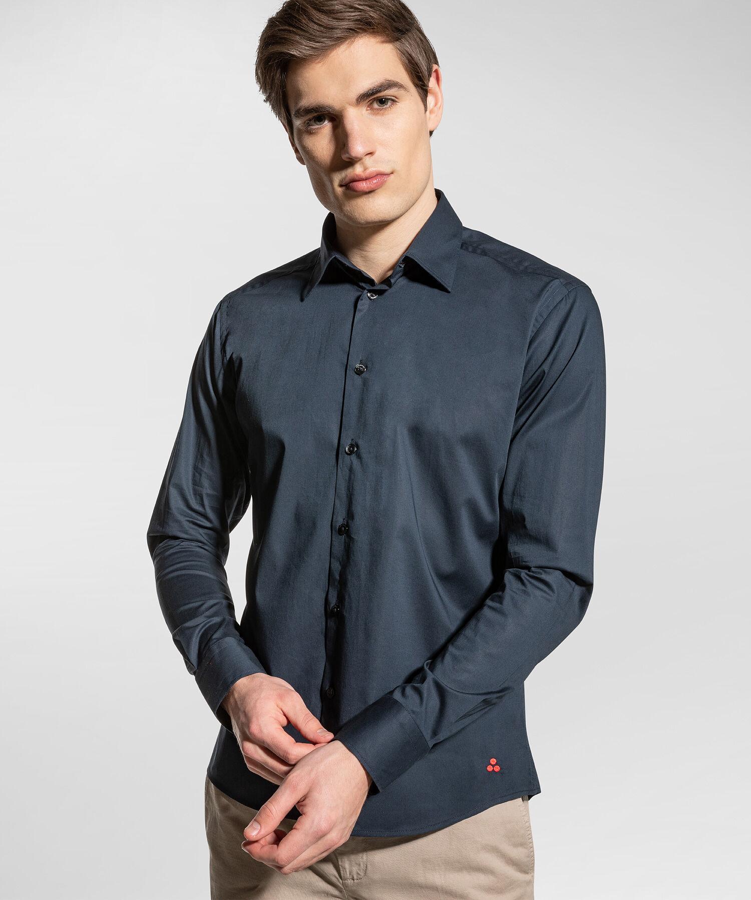 Camicia di cotone stretch - Peuterey