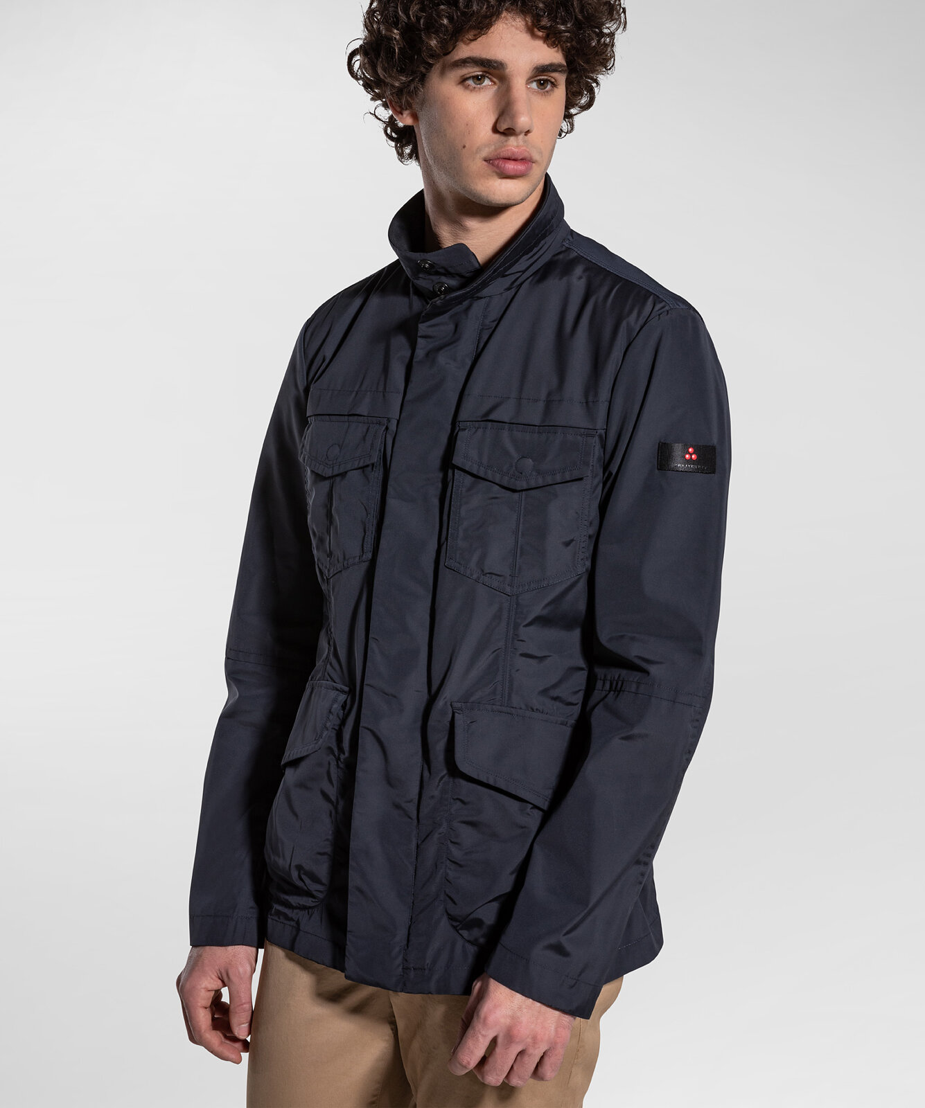 Field Jacket Quattro Tasche Water Repellent - Peuterey