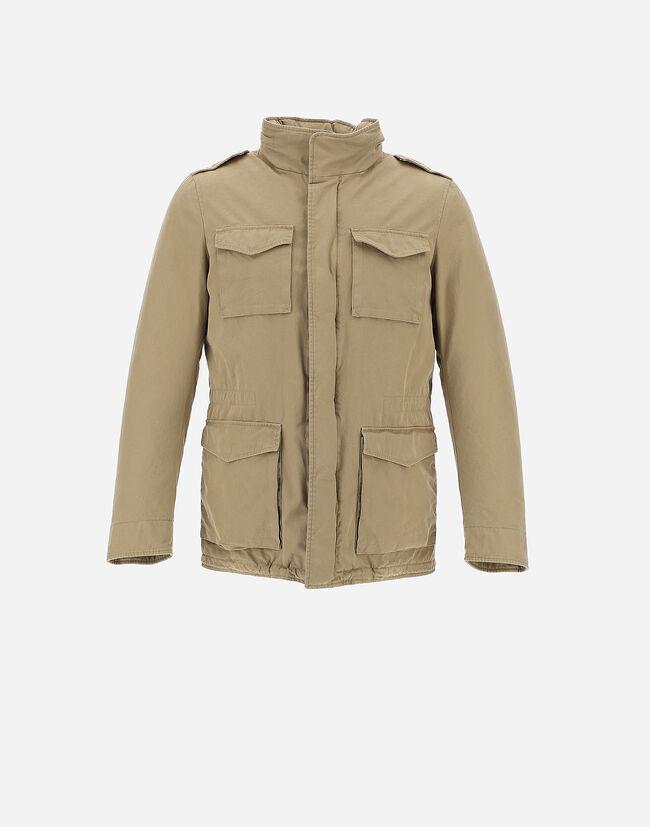 Field Jacket Delon Lavato - Herno