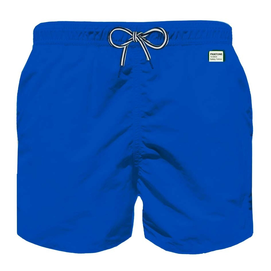 Boxer Mare Bimbo Ultraleggero Bluette Pantone© - MC2 Saint Barth Junior