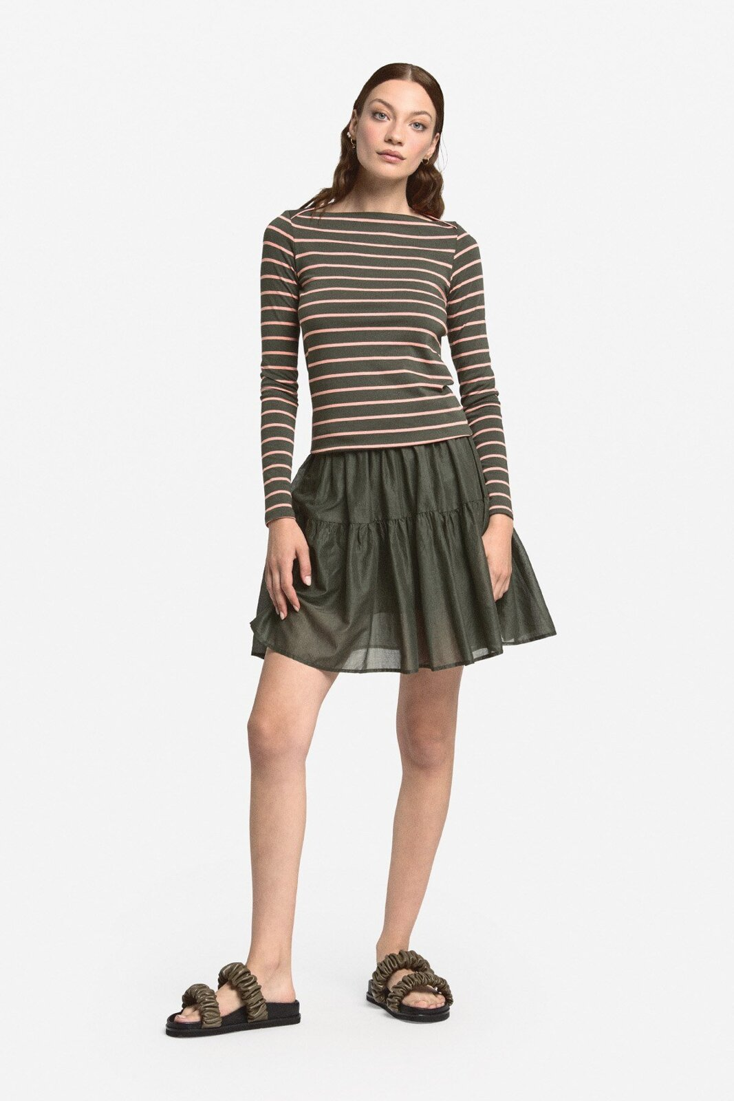 Striped Sweater - ottod'Ame