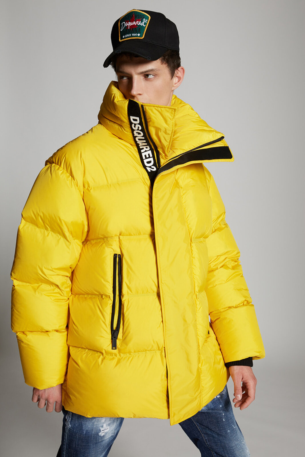Nylon Puffer - Dsquared2