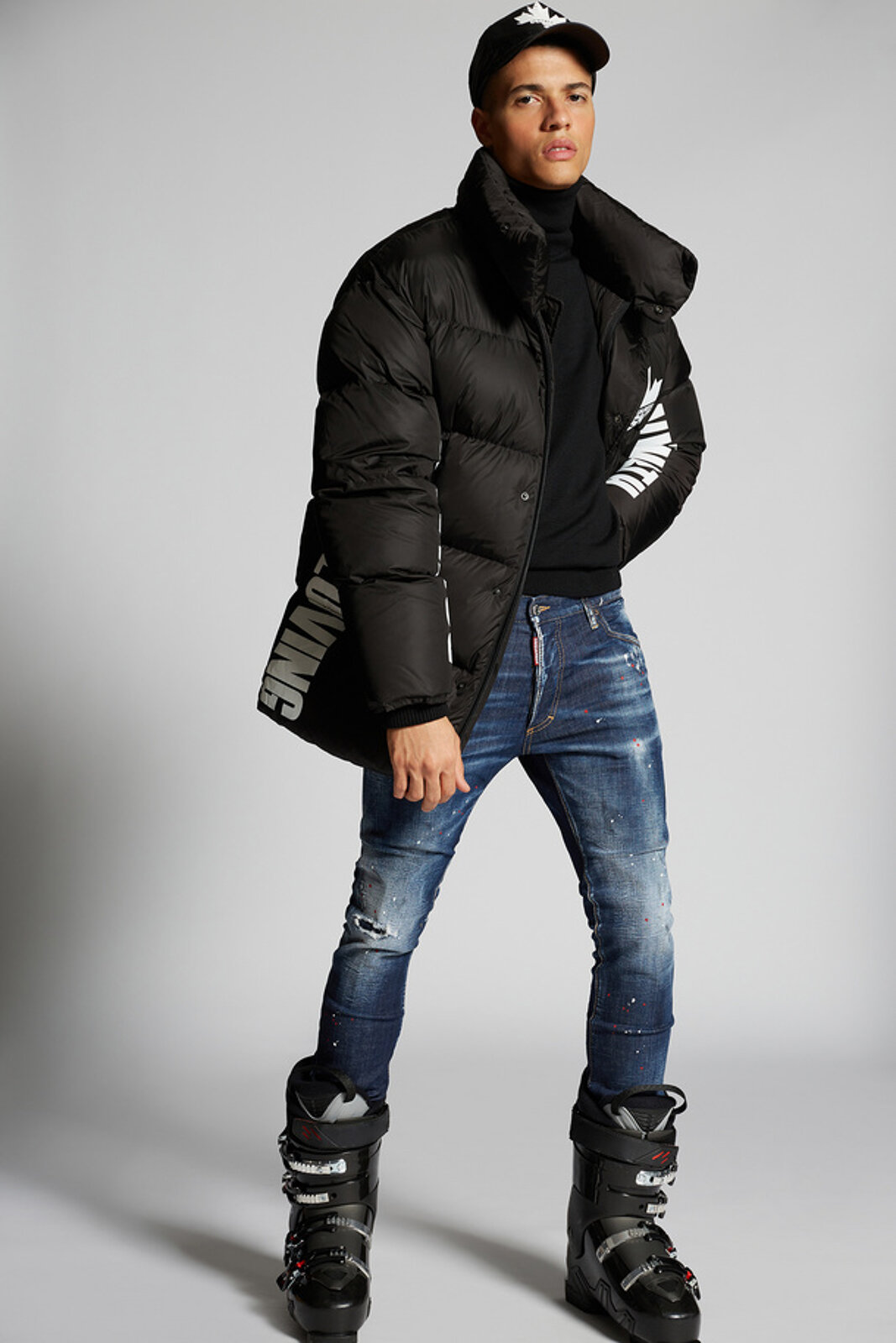 The Great North Ski Puffer - Dsquared2
