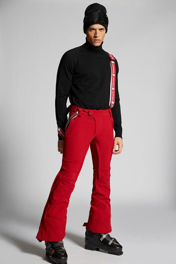 Pantaloni da sci con bretelle Red Tape - Dsquared2