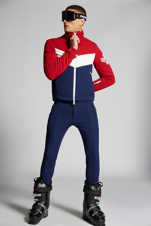 Pantaloni da sci retrò - Dsquared2